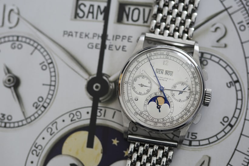 In-Depth: The Patek Philippe 1518 In Steel (Video, Live Photos, History, & Thoughts) In-Depth: The Patek Philippe 1518 In Steel (Video, Live Photos, History, & Thoughts) 20014293 copy
