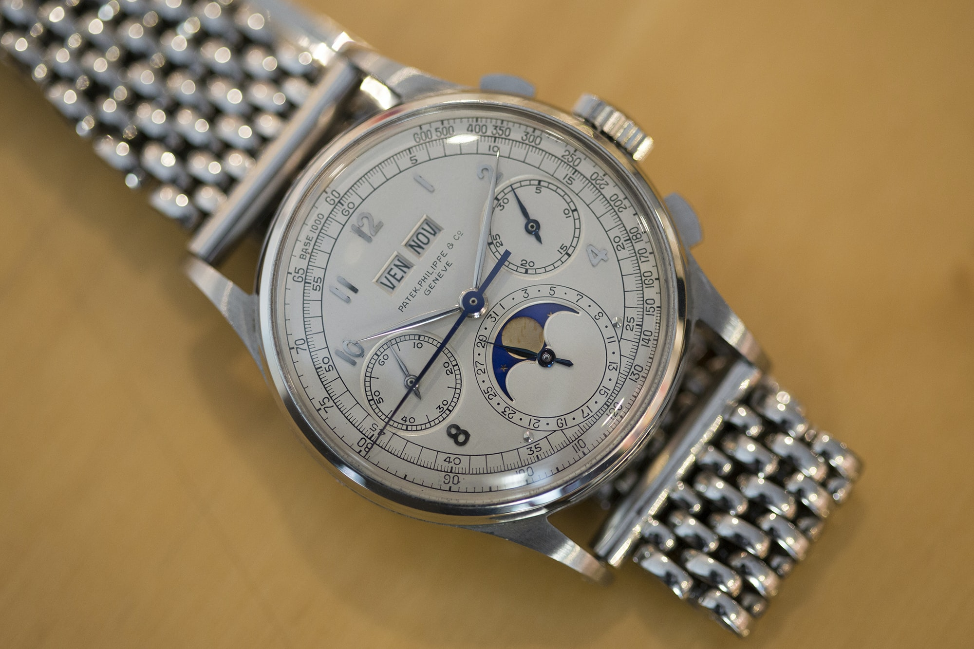 In-Depth: The Patek Philippe 1518 In Steel (Video, Live Photos, History, & Thoughts) In-Depth: The Patek Philippe 1518 In Steel (Video, Live Photos, History, & Thoughts) 20014398 copy