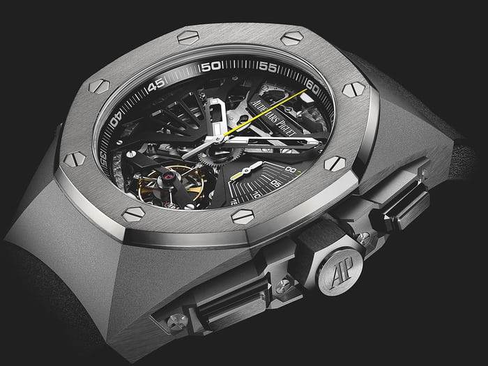 Audemars Piguet, Royal Oak Concept Supersonnerie