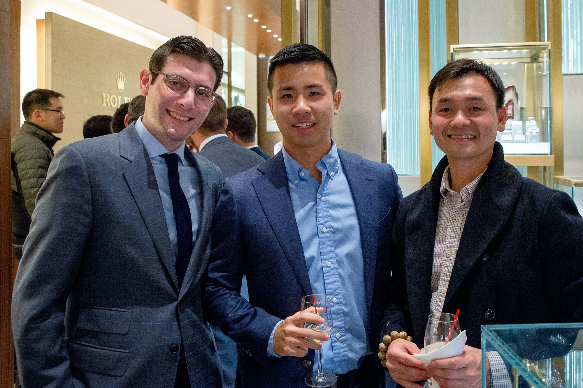 Photo Report: HODINKEE Celebrates London Jewelers' New Store In New York City's Oculus Photo Report: HODINKEE Celebrates London Jewelers' New Store In New York City's Oculus 20161109 LondonJewelersxHodinkee 082