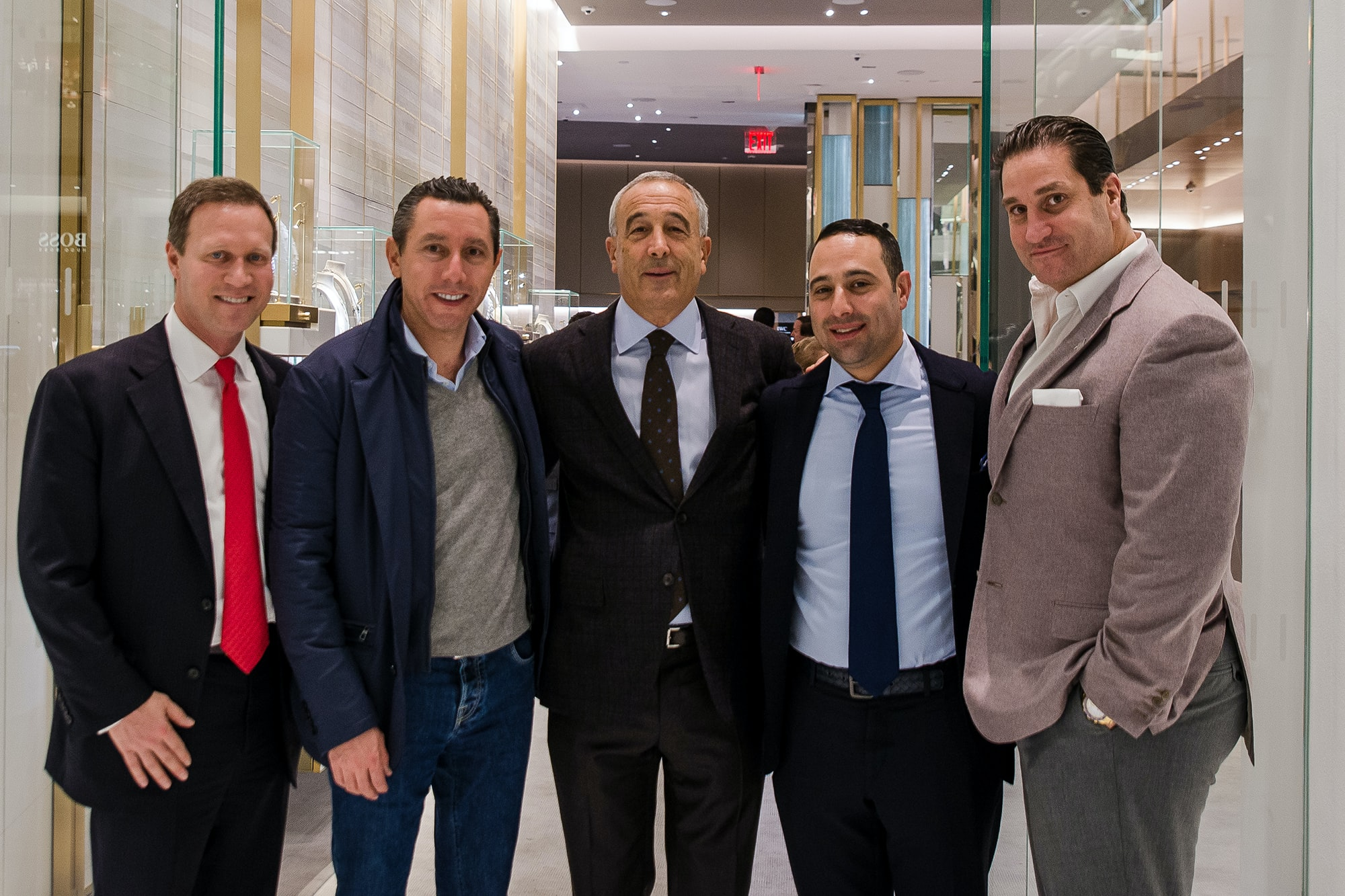 Photo Report: HODINKEE Celebrates London Jewelers' New Store In New York City's Oculus Photo Report: HODINKEE Celebrates London Jewelers' New Store In New York City's Oculus 20161109 LondonJewelersxHodinkee 069