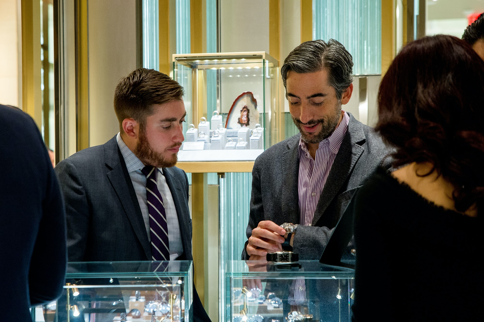 Photo Report: HODINKEE Celebrates London Jewelers' New Store In New York City's Oculus Photo Report: HODINKEE Celebrates London Jewelers' New Store In New York City's Oculus 20161109 LondonJewelersxHodinkee 055