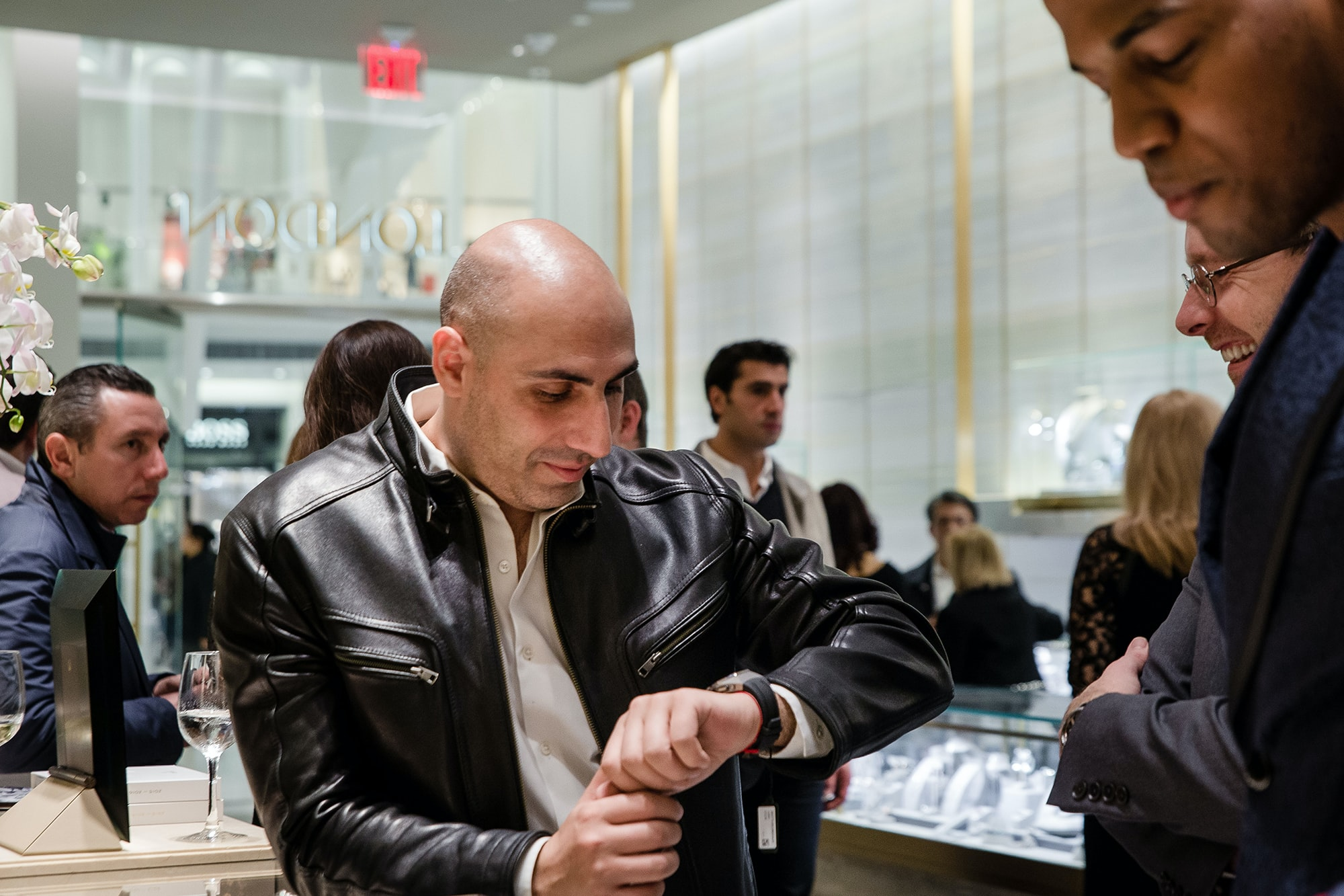 Photo Report: HODINKEE Celebrates London Jewelers' New Store In New York City's Oculus Photo Report: HODINKEE Celebrates London Jewelers' New Store In New York City's Oculus 20161109 LondonJewelersxHodinkee 126