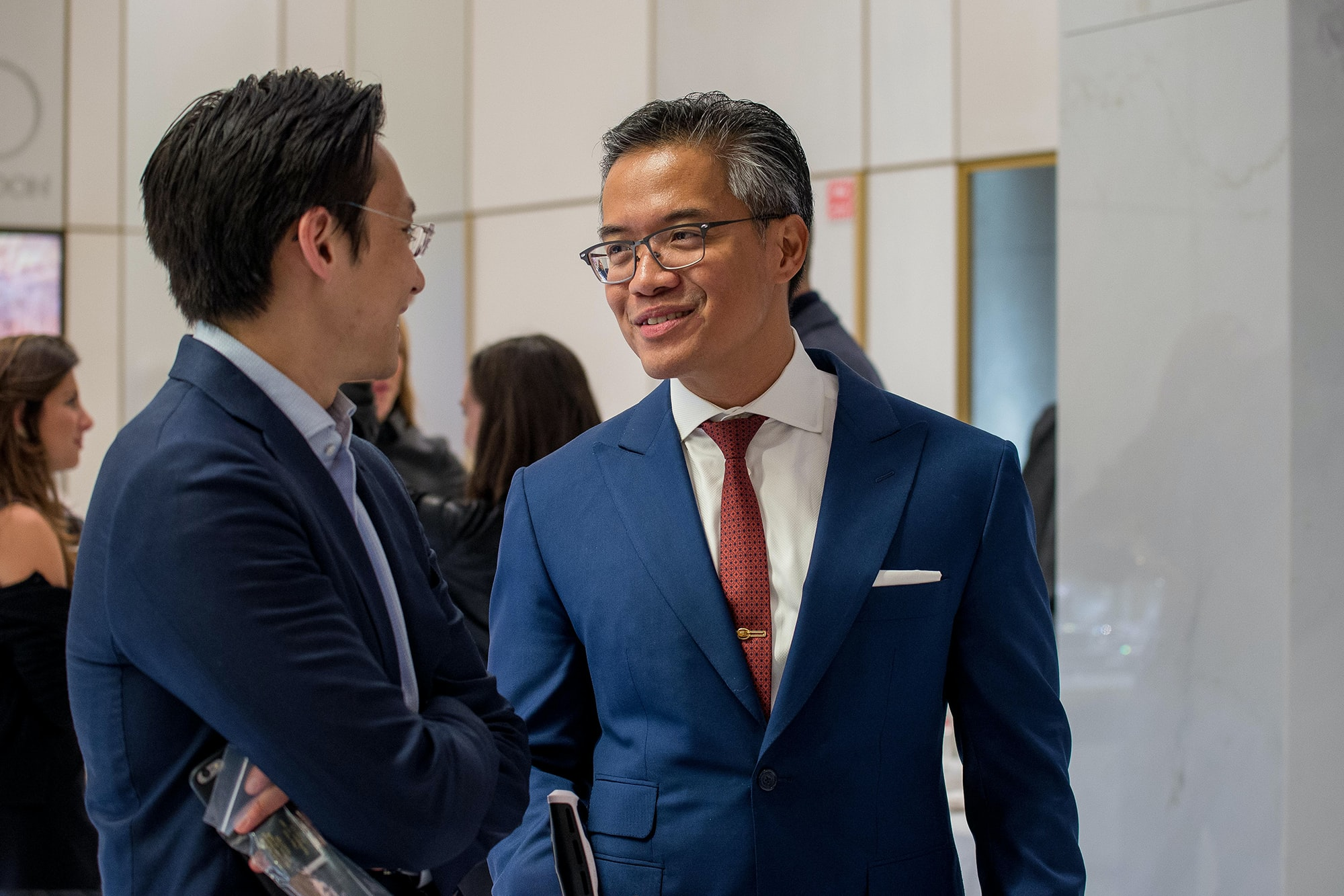 Photo Report: HODINKEE Celebrates London Jewelers' New Store In New York City's Oculus Photo Report: HODINKEE Celebrates London Jewelers' New Store In New York City's Oculus 20161109 LondonJewelersxHodinkee 028