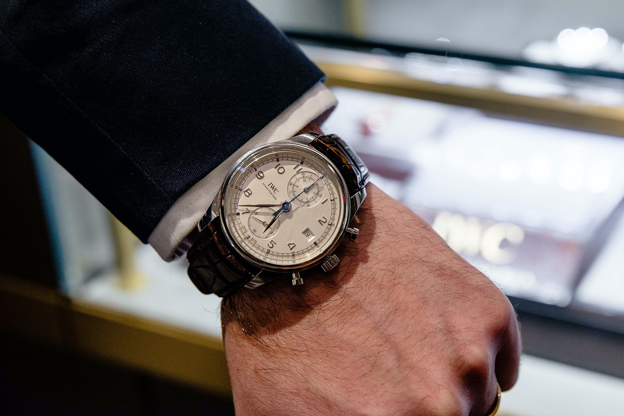 Photo Report: HODINKEE Celebrates London Jewelers' New Store In New York City's Oculus Photo Report: HODINKEE Celebrates London Jewelers' New Store In New York City's Oculus 20161109 LondonJewelersxHodinkee 018