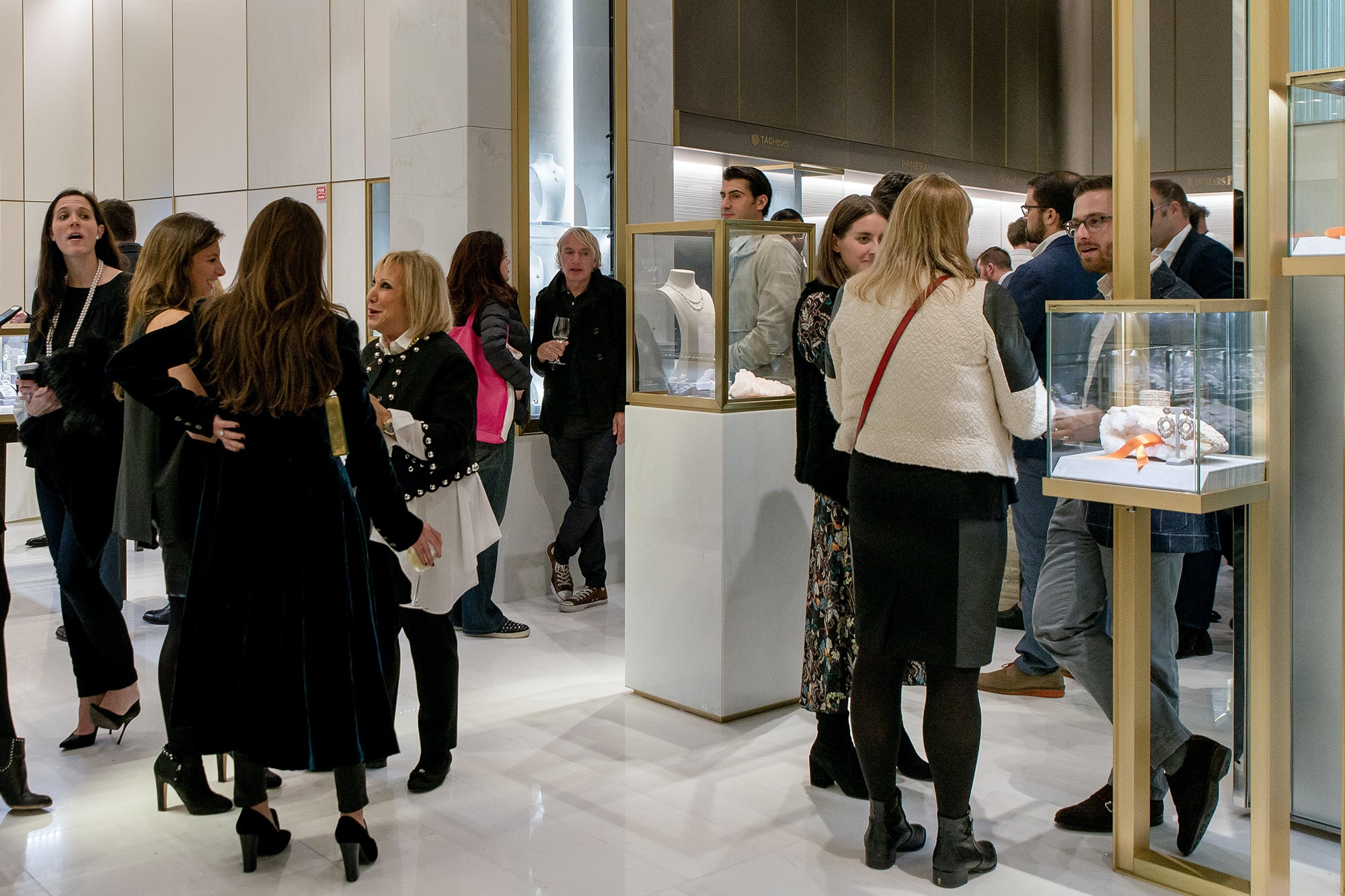 Photo Report: HODINKEE Celebrates London Jewelers' New Store In New York City's Oculus Photo Report: HODINKEE Celebrates London Jewelers' New Store In New York City's Oculus 20161109 LondonJewelersxHodinkee 077