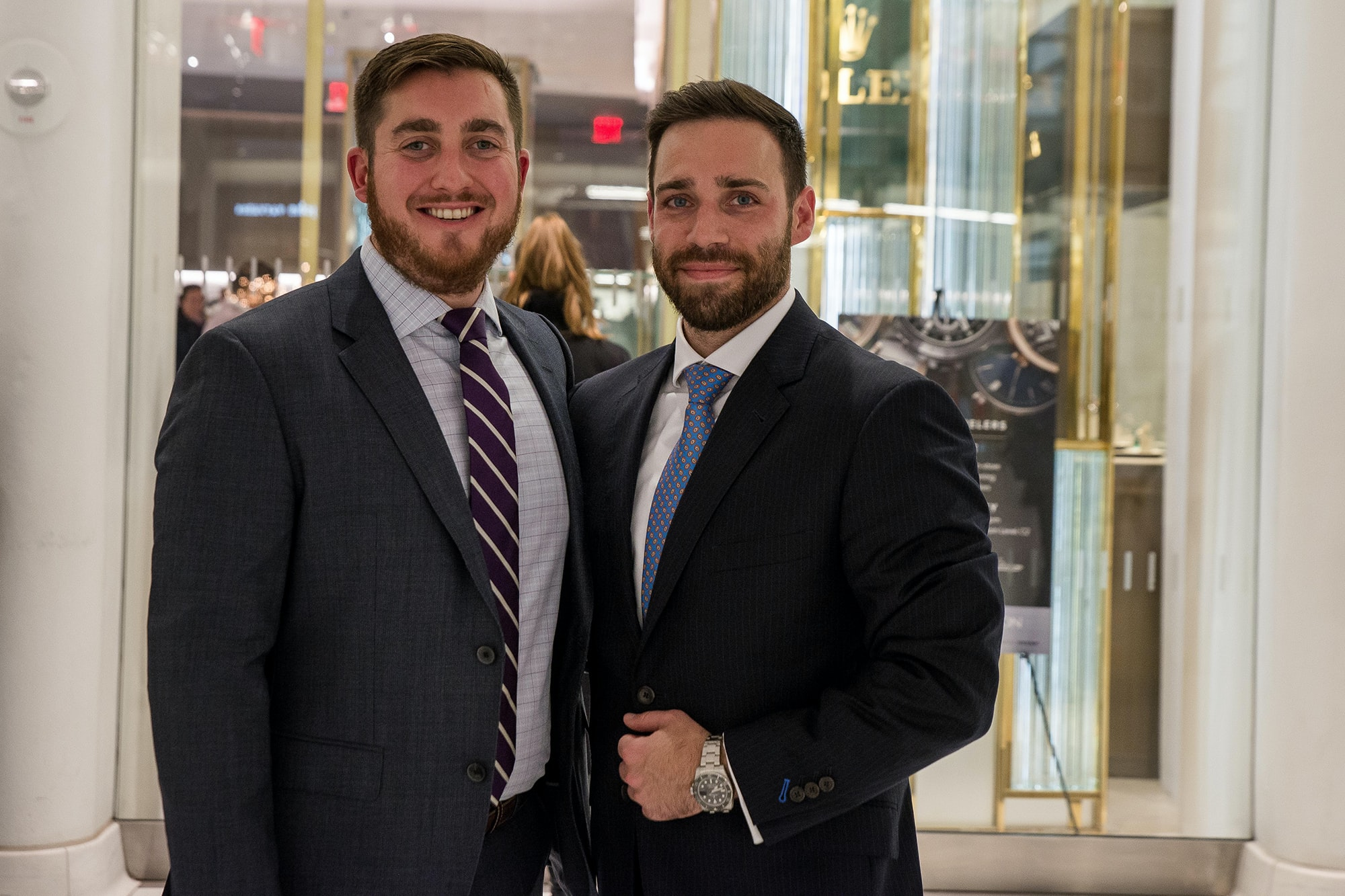 Photo Report: HODINKEE Celebrates London Jewelers' New Store In New York City's Oculus Photo Report: HODINKEE Celebrates London Jewelers' New Store In New York City's Oculus 20161109 LondonJewelersxHodinkee 150