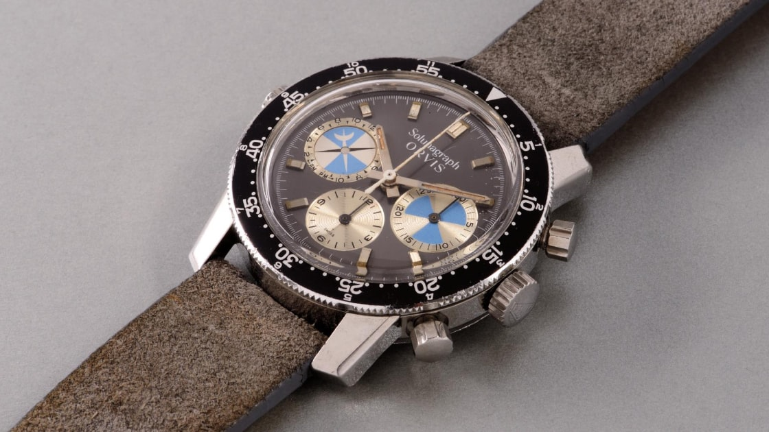 Heuer Ref. 2446SF Record-Breaking Patek Philippe 1518 Steals The Show, But Results Show A Mixed Bag At Phillips' Geneva Watch Auction: Four Record-Breaking Patek Philippe 1518 Steals The Show, But Results Show A Mixed Bag At Phillips' Geneva Watch Auction: Four 71 copy