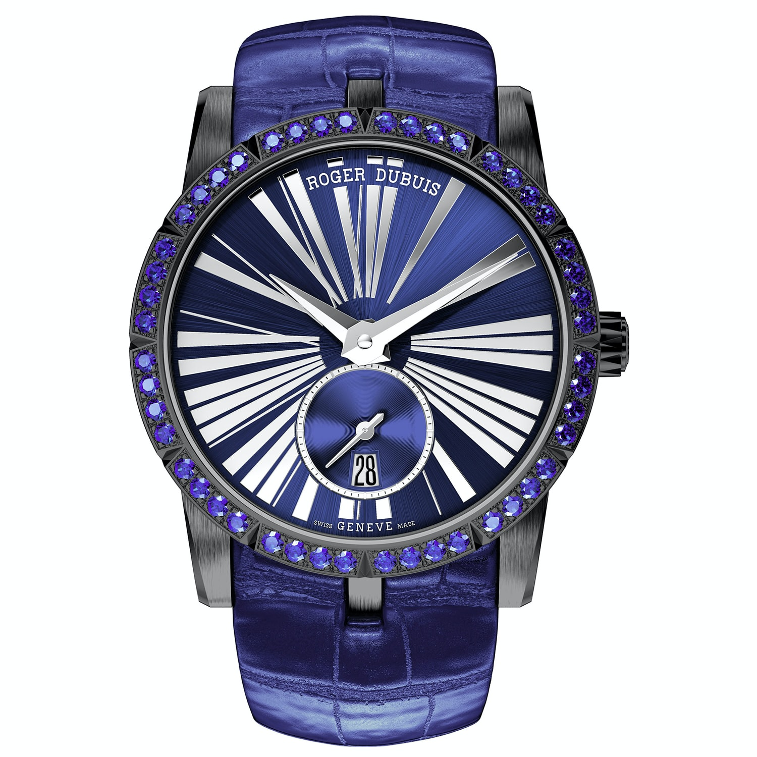 Roger Dubuis Excalibur 36. Introducing: The Roger Dubuis Excalibur Quatuor Cobalt MicroMelt (And Two Other New Excalibur Watches) Introducing: The Roger Dubuis Excalibur Quatuor Cobalt MicroMelt (And Two Other New Excalibur Watches) 3b