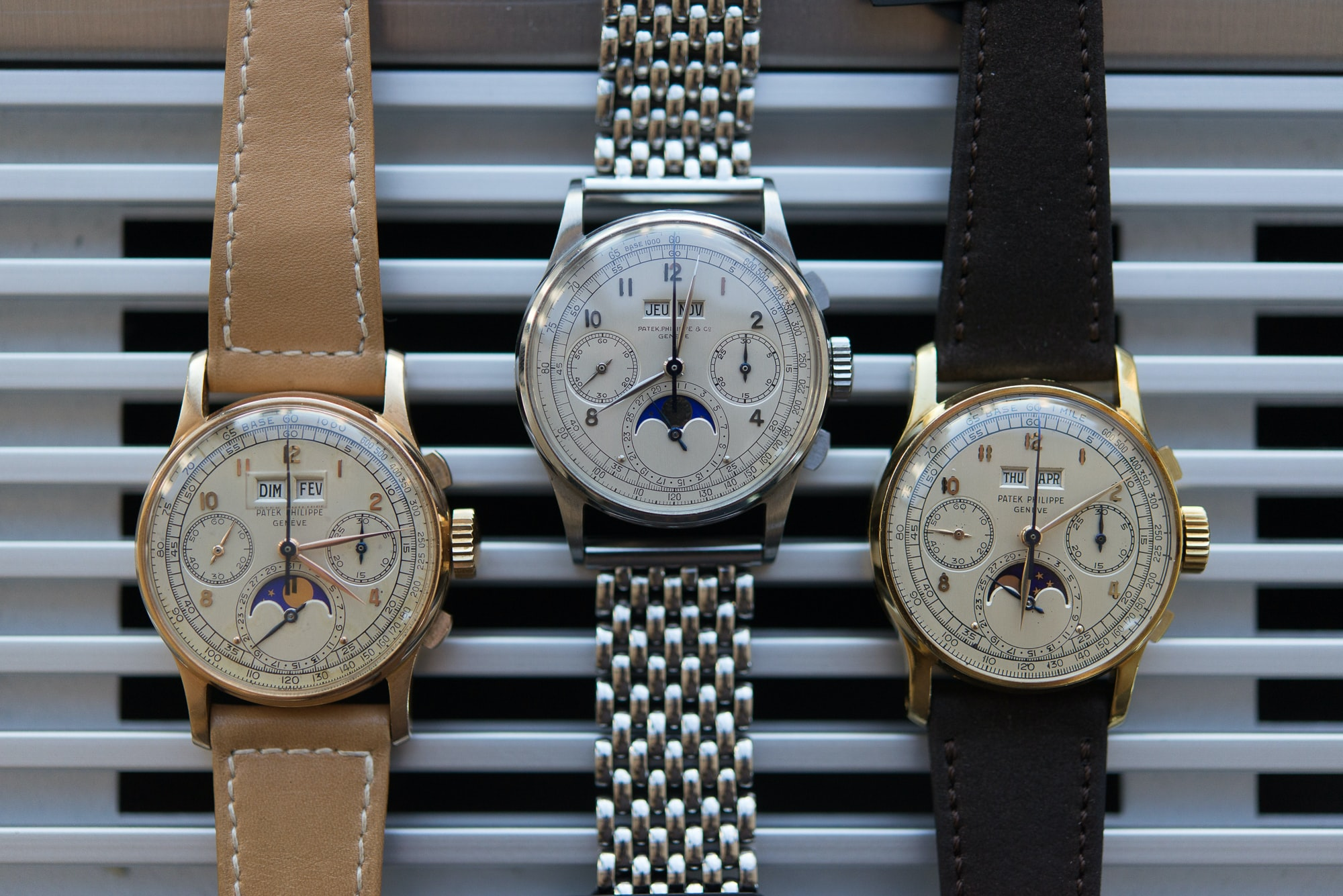 Record-Breaking Patek Philippe 1518 Steals The Show, But Results Show A Mixed Bag At Phillips' Geneva Watch Auction: Four Record-Breaking Patek Philippe 1518 Steals The Show, But Results Show A Mixed Bag At Phillips' Geneva Watch Auction: Four GVAPhillips 10
