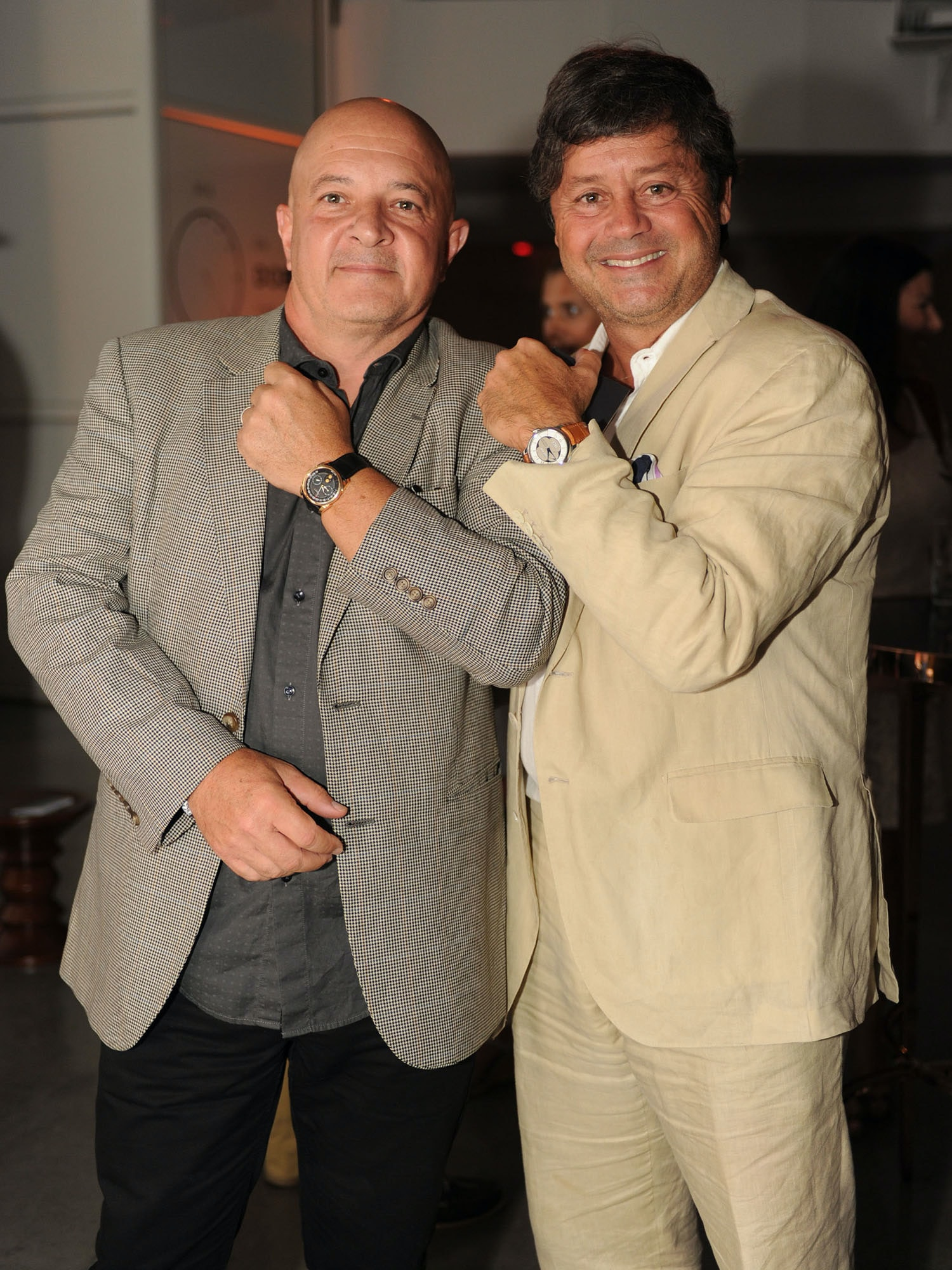 Photo Report: The Dobel x HODINKEE Events In New York And Miami – And An Invitation To Celebrate With Us In LA, Wednesday Night! Photo Report: The Dobel x HODINKEE Events In New York And Miami – And An Invitation To Celebrate With Us In LA, Wednesday Night! Thierry Collot  Pierre Halimi Lacharlotte