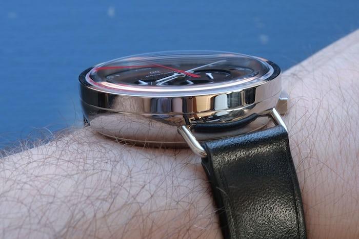 autodromo monoposto chronograph thickness