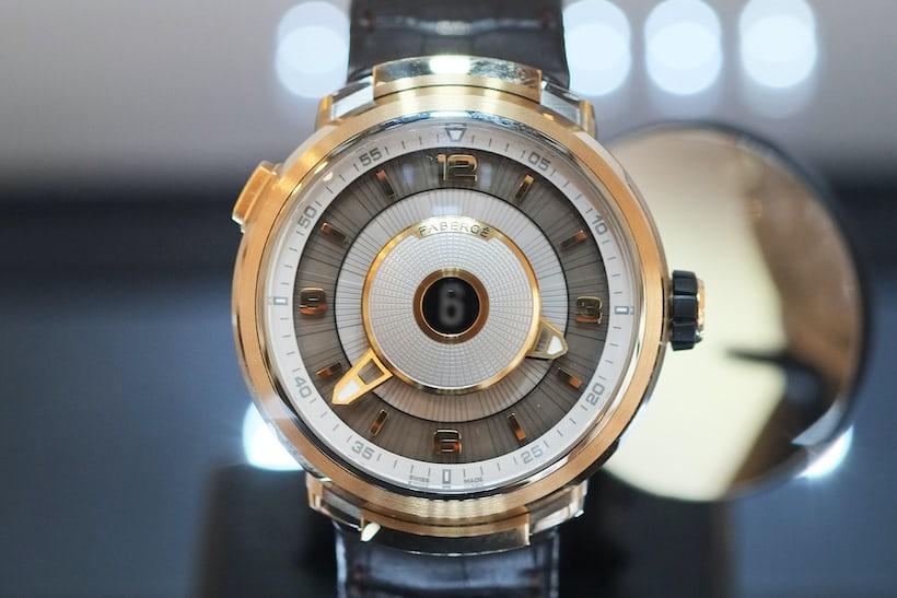 Travel Time – Fabergé, Fabergé Visionnaire DTZ