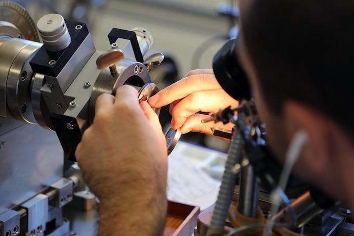 breguet guillochage rose engine lathe