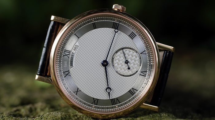 Breguet Classique ref. 7147 dial