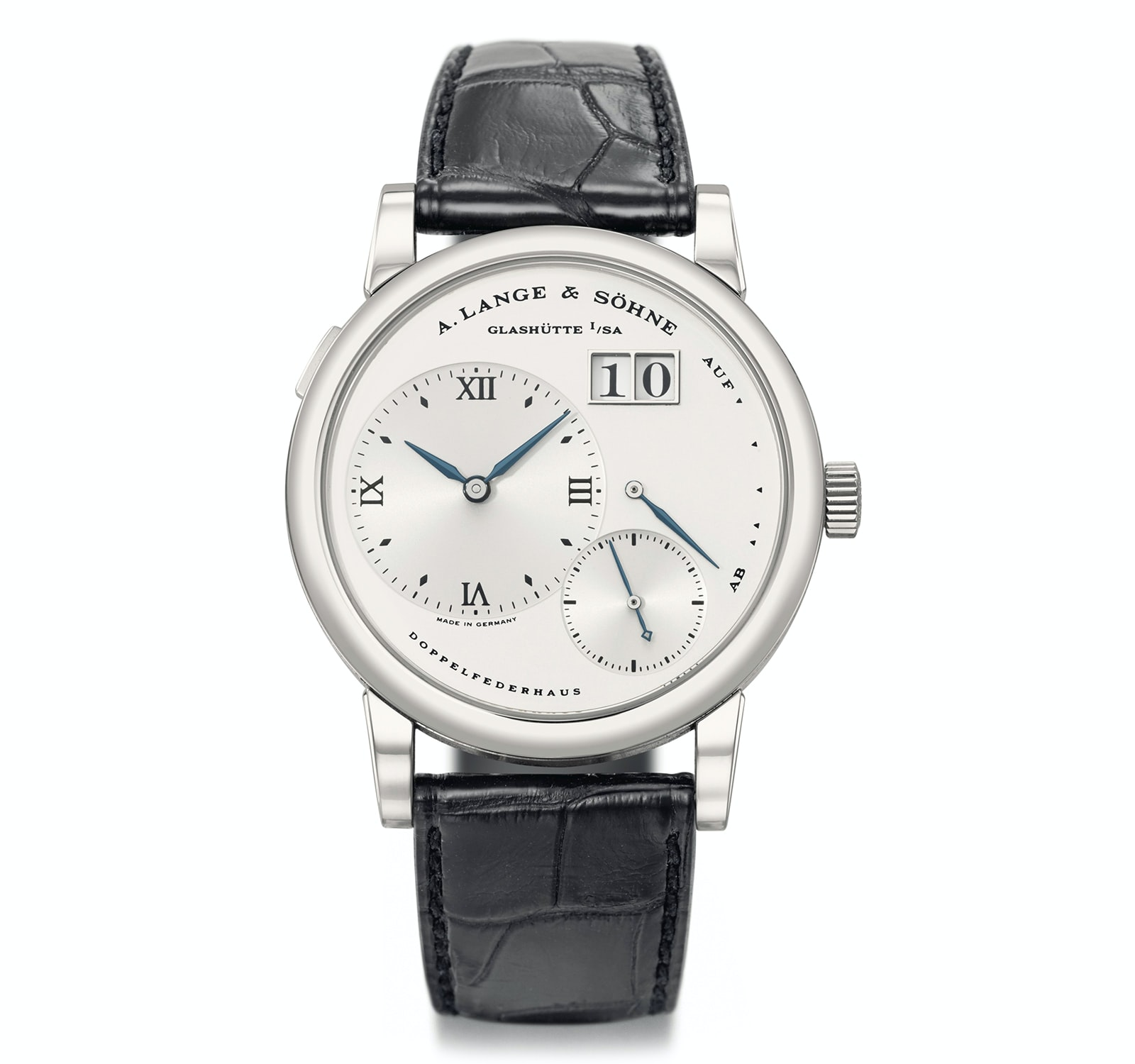 Lange 1 steel Some Lessons From Christie's Latest Auction In Geneva (Spoiler Alert: Vintage Patek Is Still King) Some Lessons From Christie's Latest Auction In Geneva (Spoiler Alert: Vintage Patek Is Still King) iuuuuu