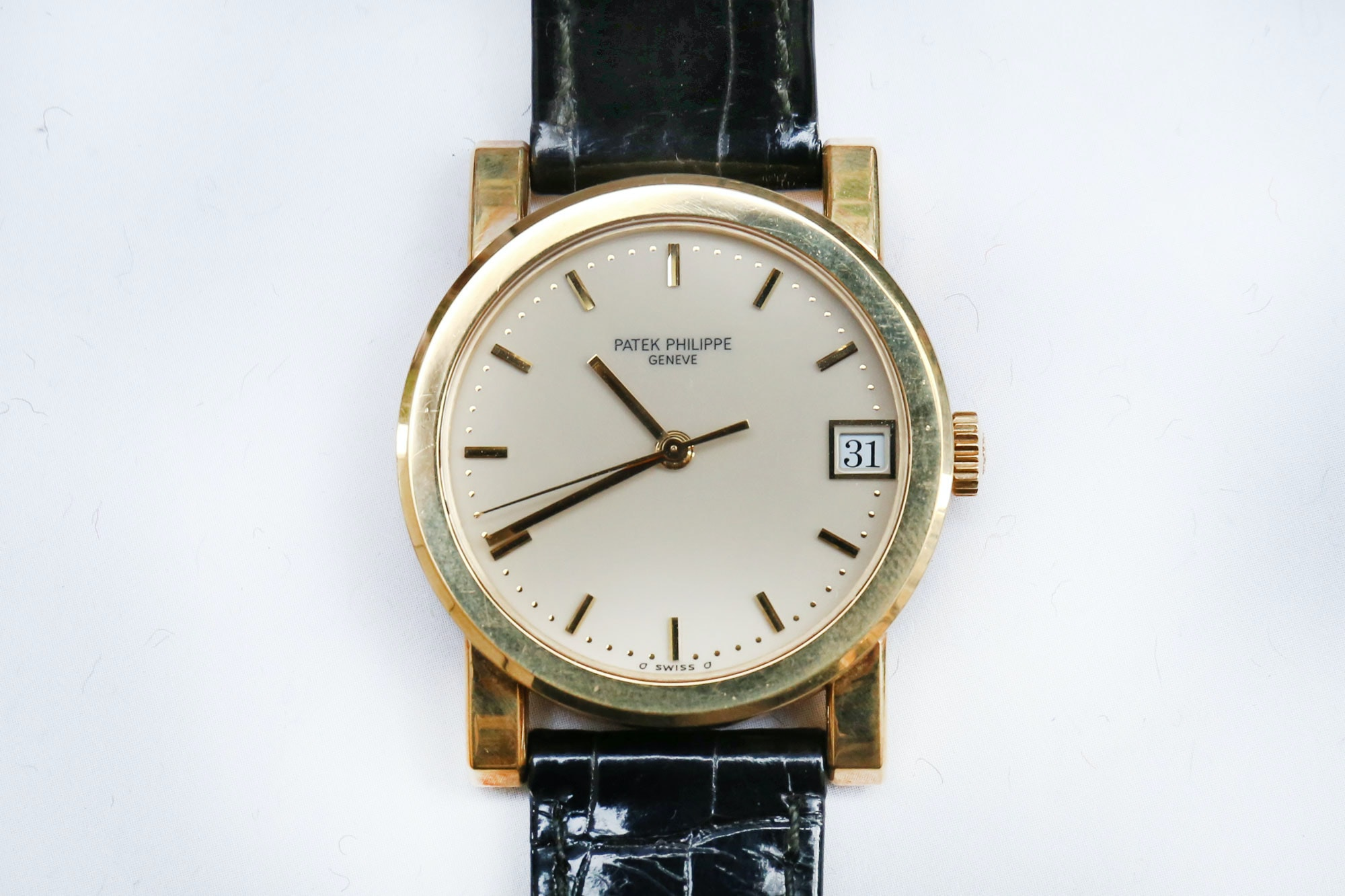 yellow gold patek philippe calatrava Just Because: A Rare Look Inside The Incredible Collection Of Mohammed Seddiqi At Dubai Watch Week Just Because: A Rare Look Inside The Incredible Collection Of Mohammed Seddiqi At Dubai Watch Week seddiqi 8