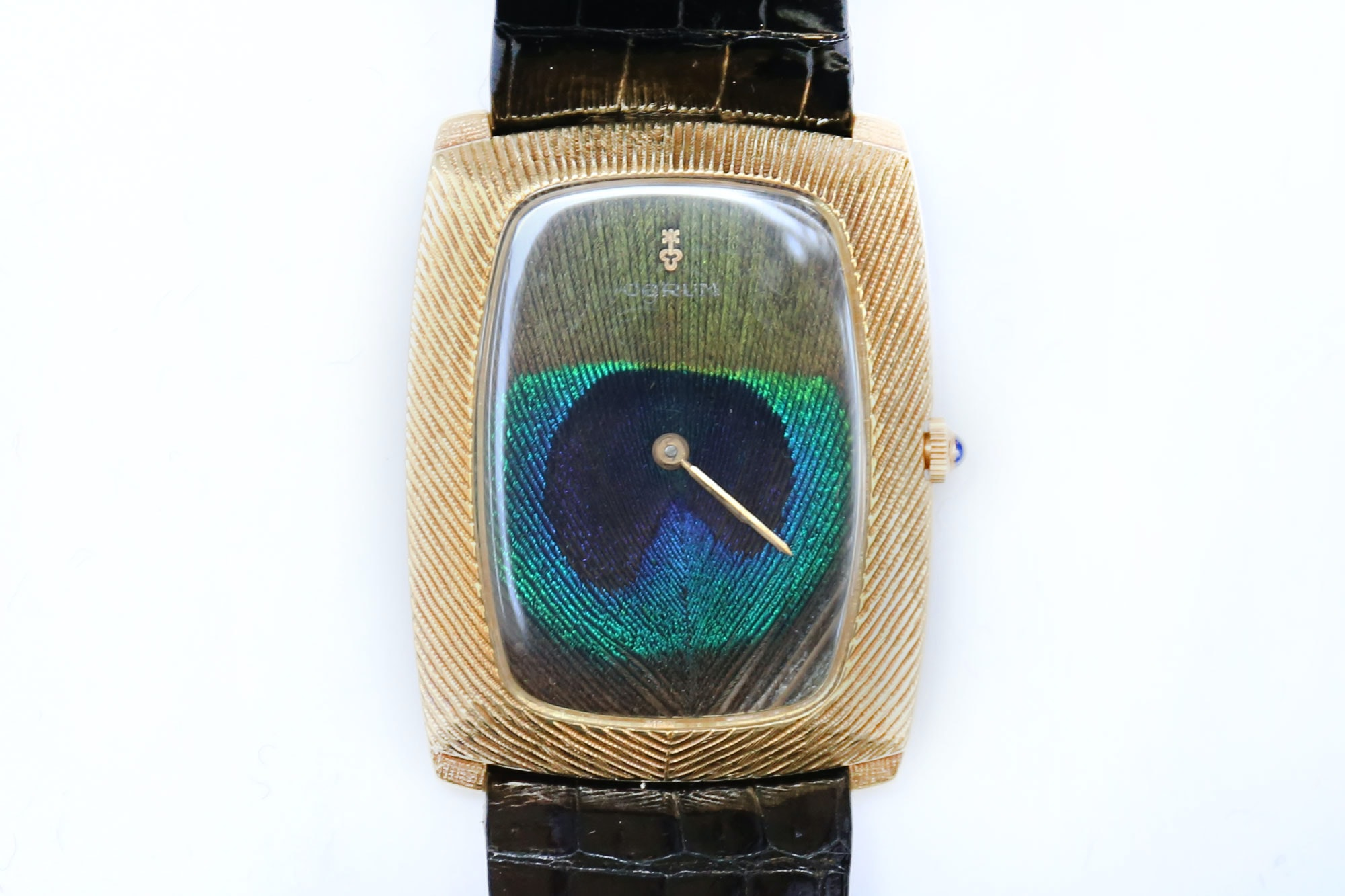 peacock dial corum watch 1970s Just Because: A Rare Look Inside The Incredible Collection Of Mohammed Seddiqi At Dubai Watch Week Just Because: A Rare Look Inside The Incredible Collection Of Mohammed Seddiqi At Dubai Watch Week seddiqi 11