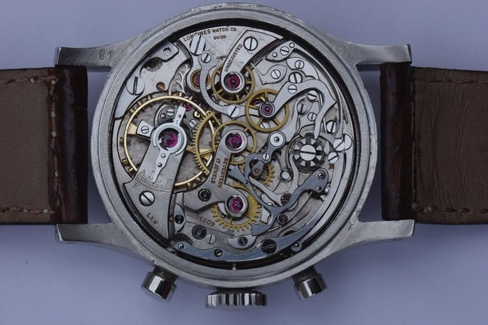 Longines 13ZN caliber