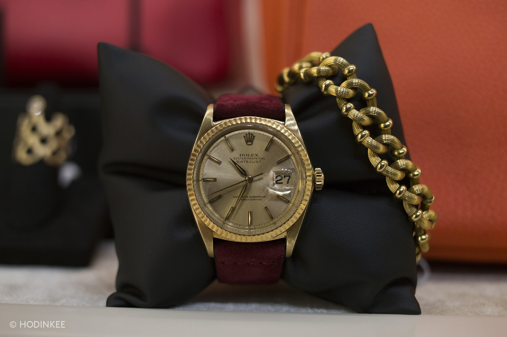 Photo Report: The HODINKEE Ladies' Collection At Material Good Photo Report: The HODINKEE Ladies' Collection At Material Good 20015202 copy