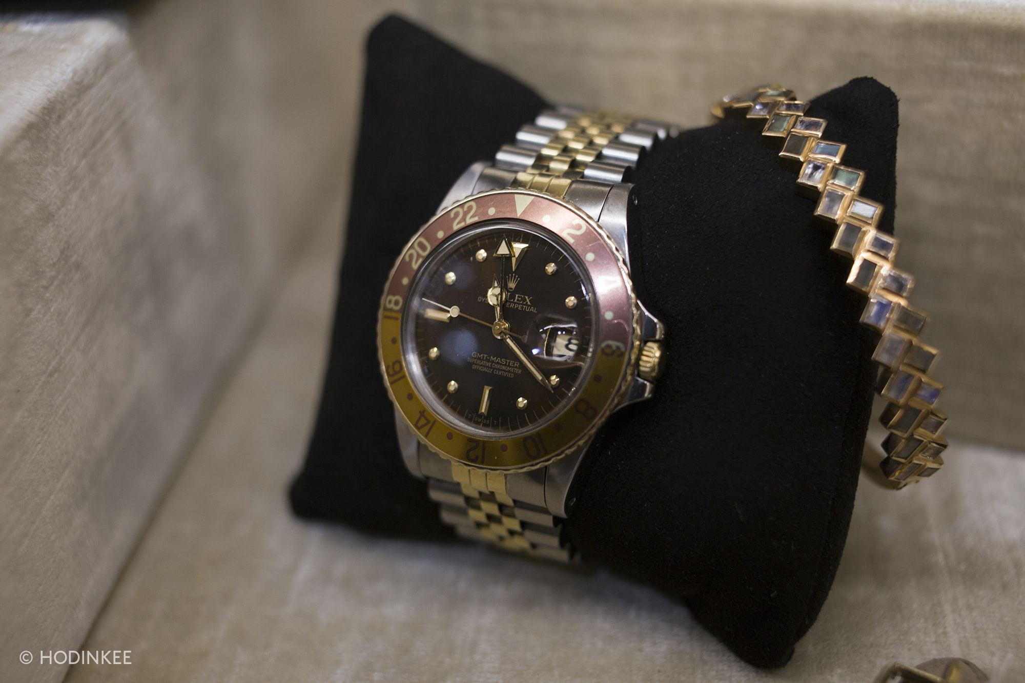 Photo Report: The HODINKEE Ladies' Collection At Material Good Photo Report: The HODINKEE Ladies' Collection At Material Good 20015205 copy