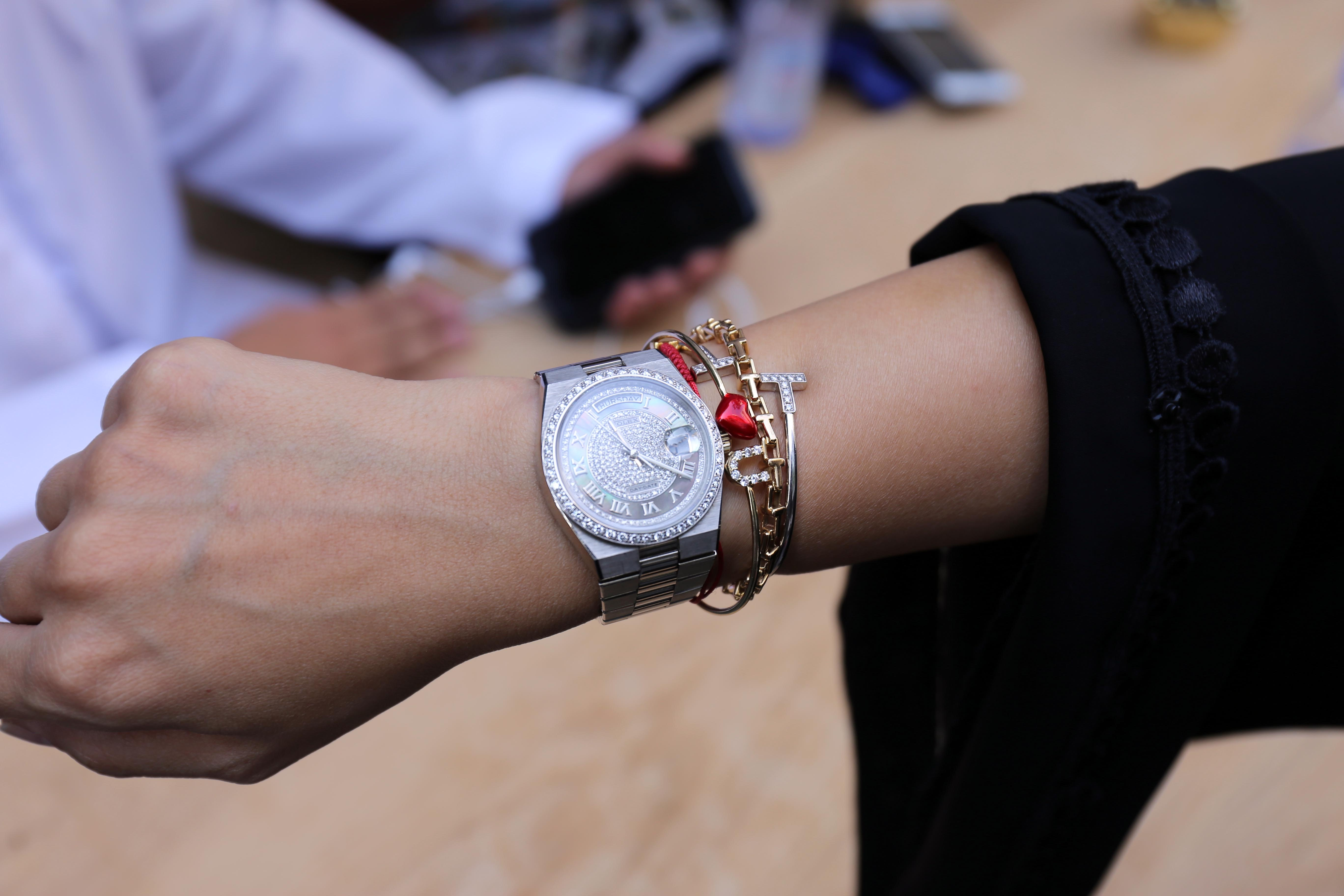 Photo Report: Dubai Watch Week 2016, One Of The Year's Best New Watch Events Photo Report: Dubai Watch Week 2016, One Of The Year's Best New Watch Events IMG 2869