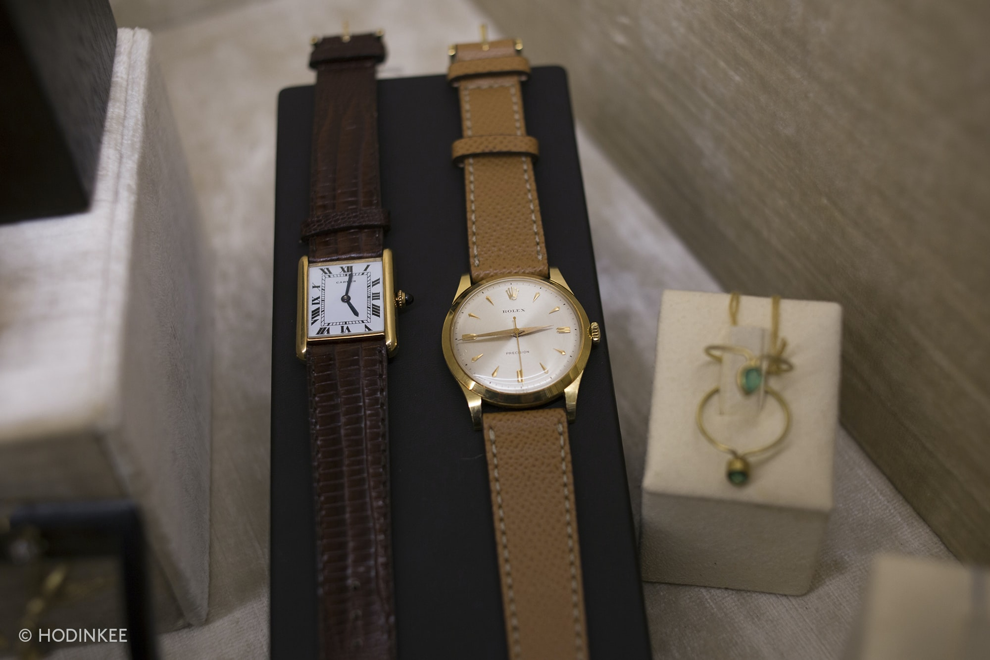 Photo Report: The HODINKEE Ladies' Collection At Material Good Photo Report: The HODINKEE Ladies' Collection At Material Good 20015206 copy