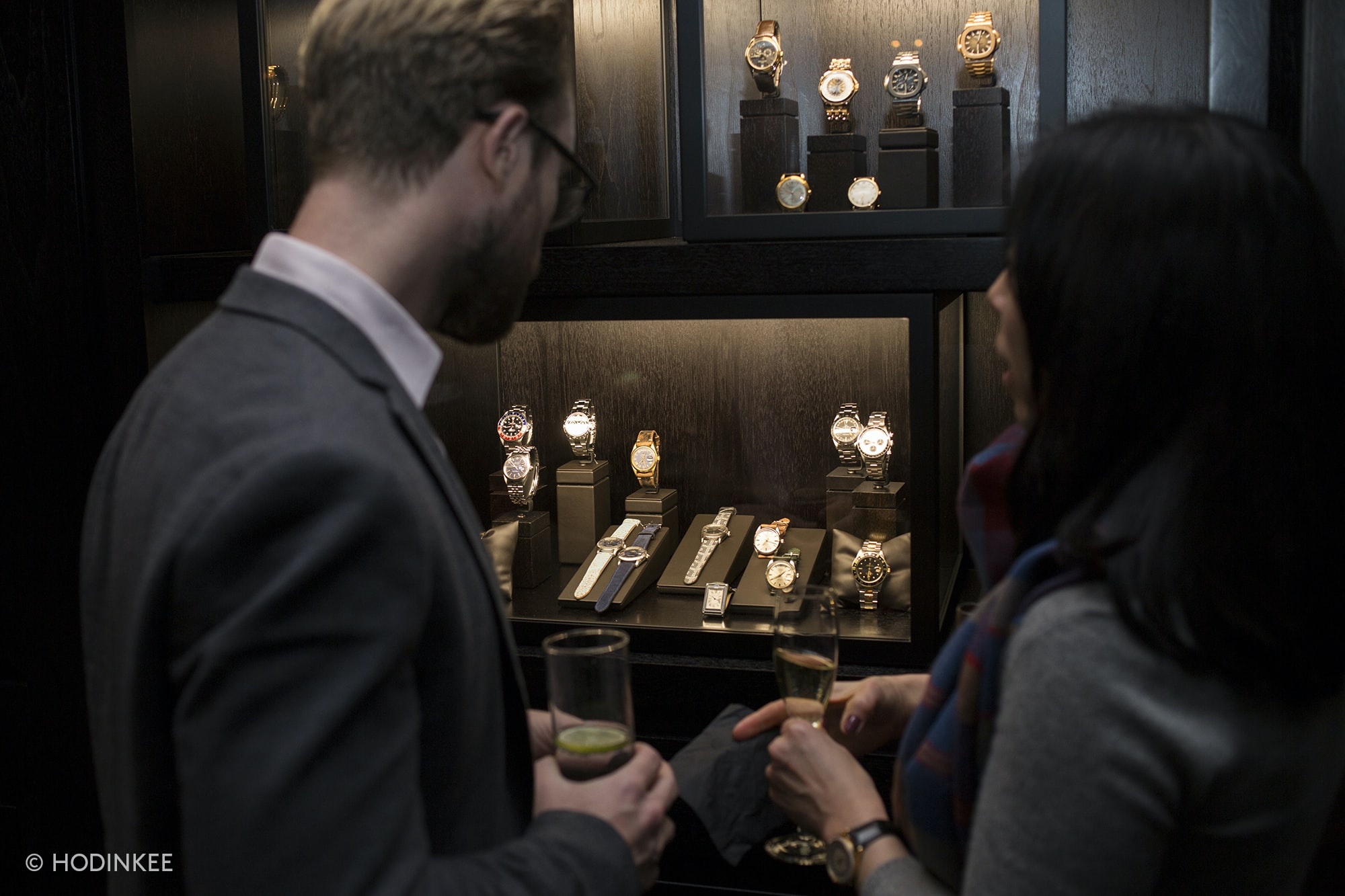 Photo Report: The HODINKEE Ladies' Collection At Material Good Photo Report: The HODINKEE Ladies' Collection At Material Good 20015234 copy