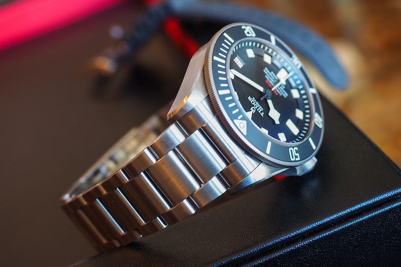 Tudor Pelagos LHD bracelet