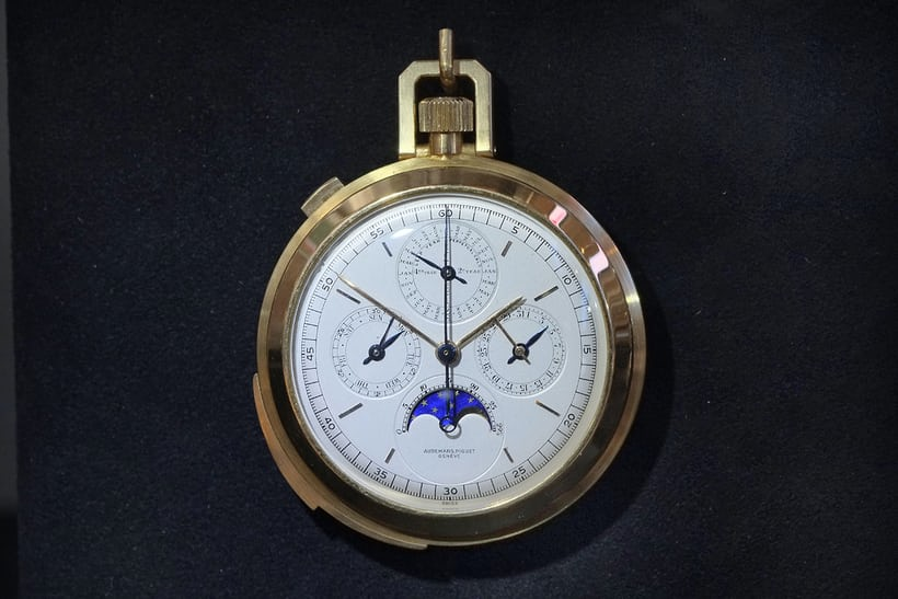 audemars piguet grande complication pocket watch