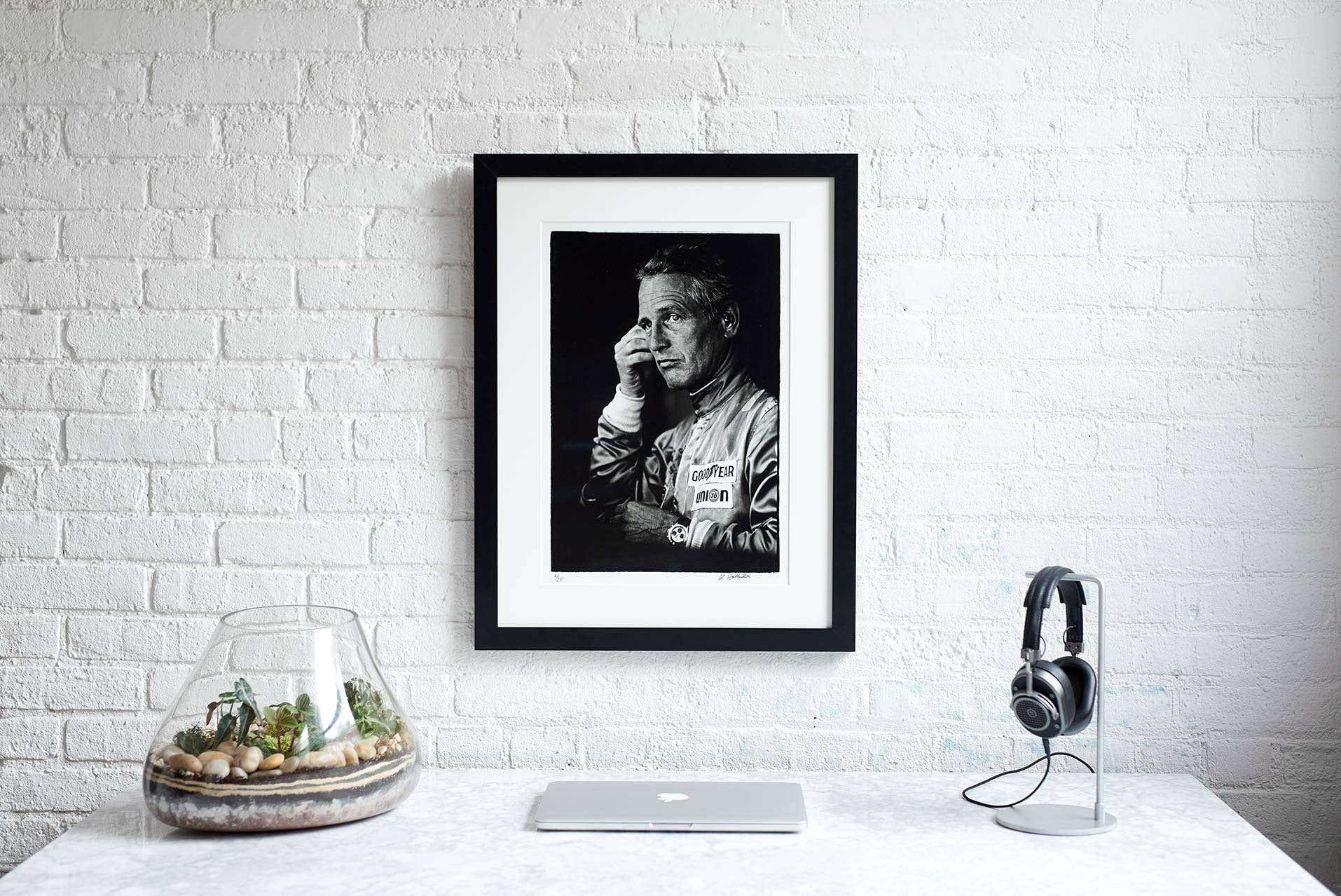 In The Shop: Introducing The HODINKEE Holiday Gift Collection In The Shop: Introducing The HODINKEE Holiday Gift Collection signed pn print headphones lifestyle
