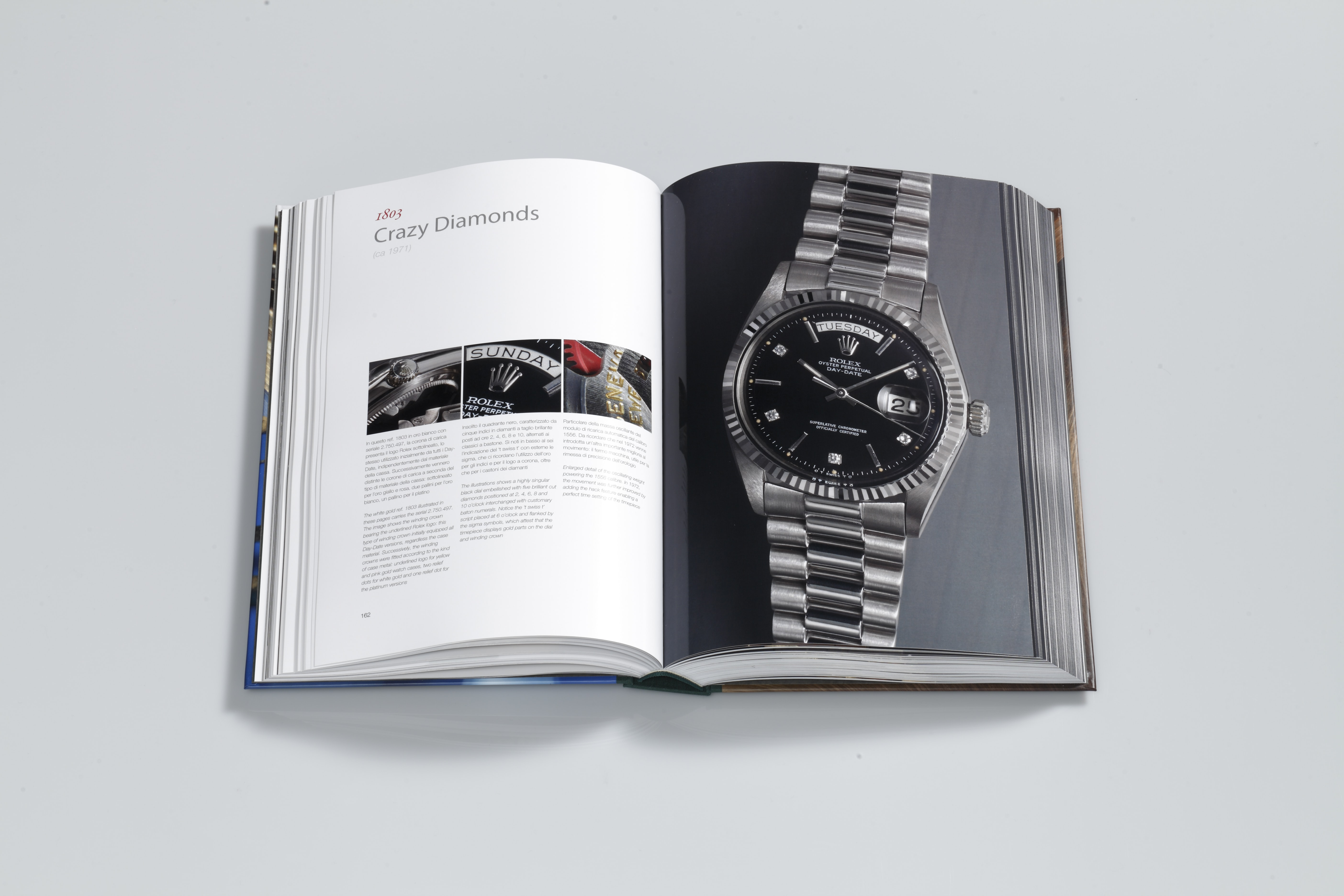In The Shop: Introducing The HODINKEE Holiday Gift Collection In The Shop: Introducing The HODINKEE Holiday Gift Collection Libro Day Date 30