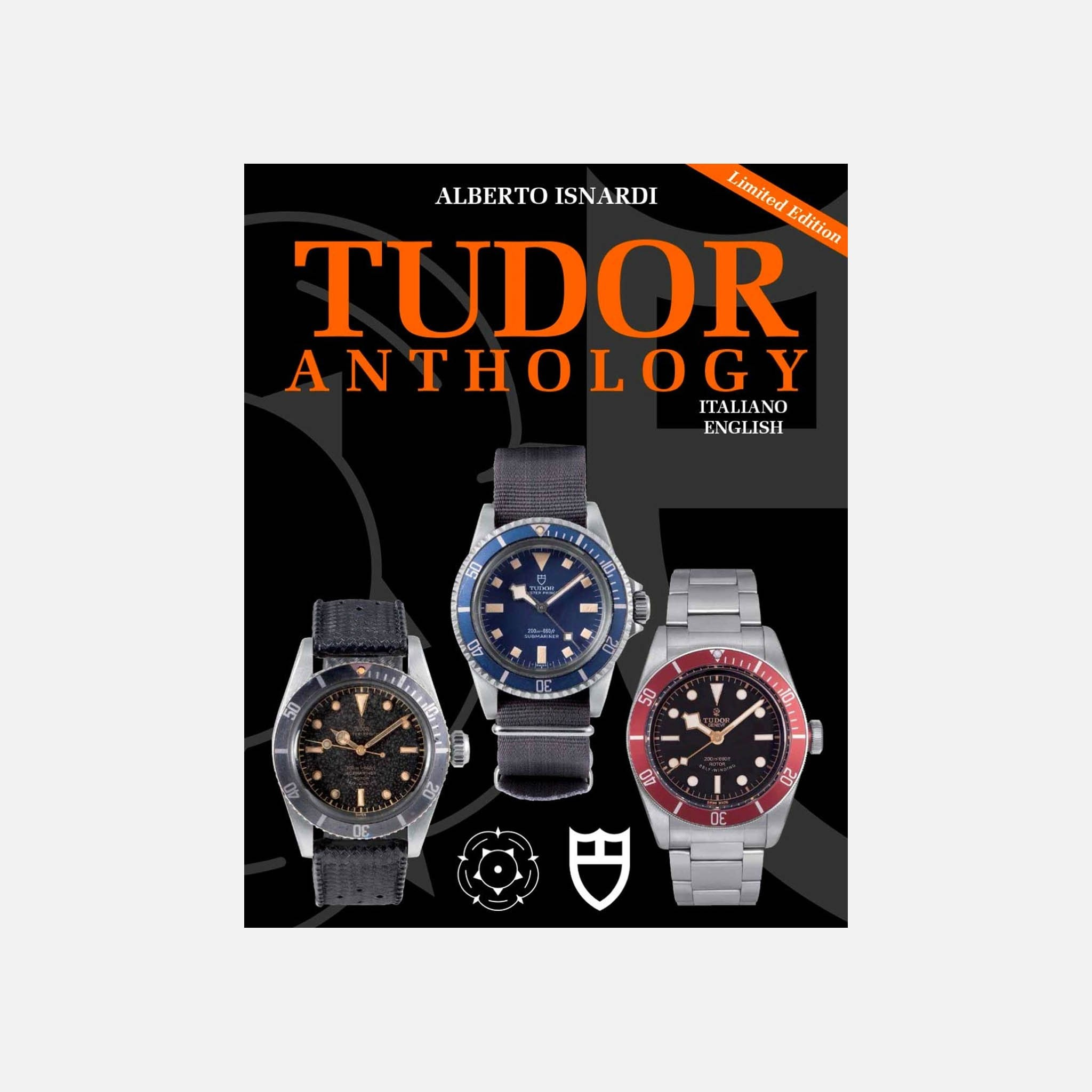 The only Tudor-specific reference book in the world is available in the HODINKEE Shop. In The Shop: Introducing The HODINKEE Holiday Gift Collection In The Shop: Introducing The HODINKEE Holiday Gift Collection BK TUDOR ANTHLGY 1 2048x2048