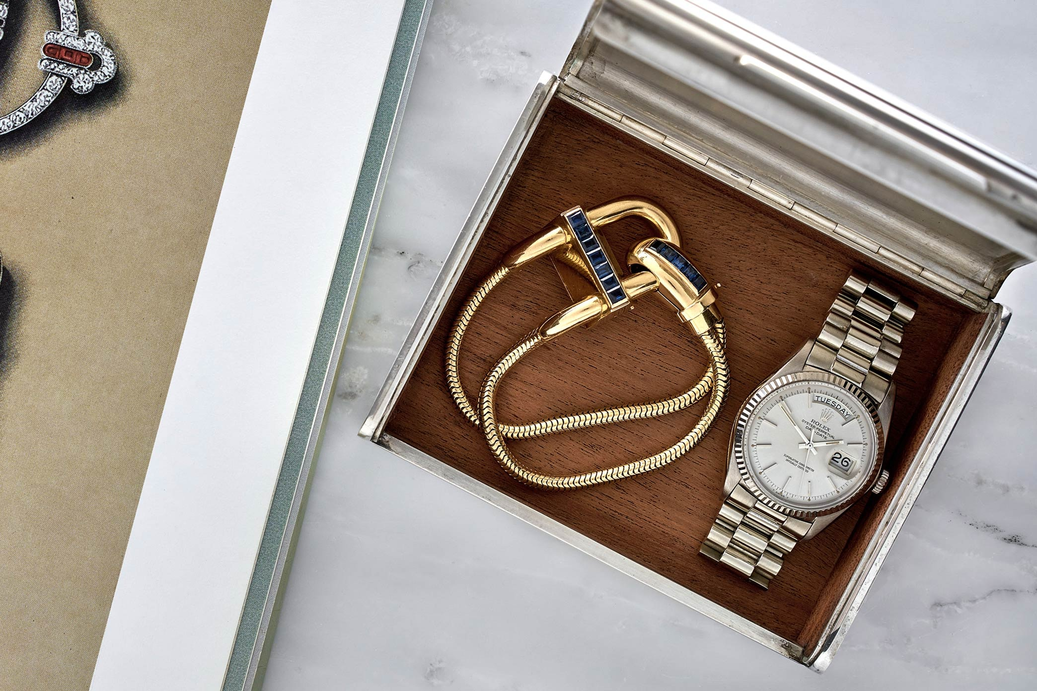 In The Shop: Introducing The HODINKEE Holiday Gift Collection In The Shop: Introducing The HODINKEE Holiday Gift Collection 391 SilverBox LANDSCAPE