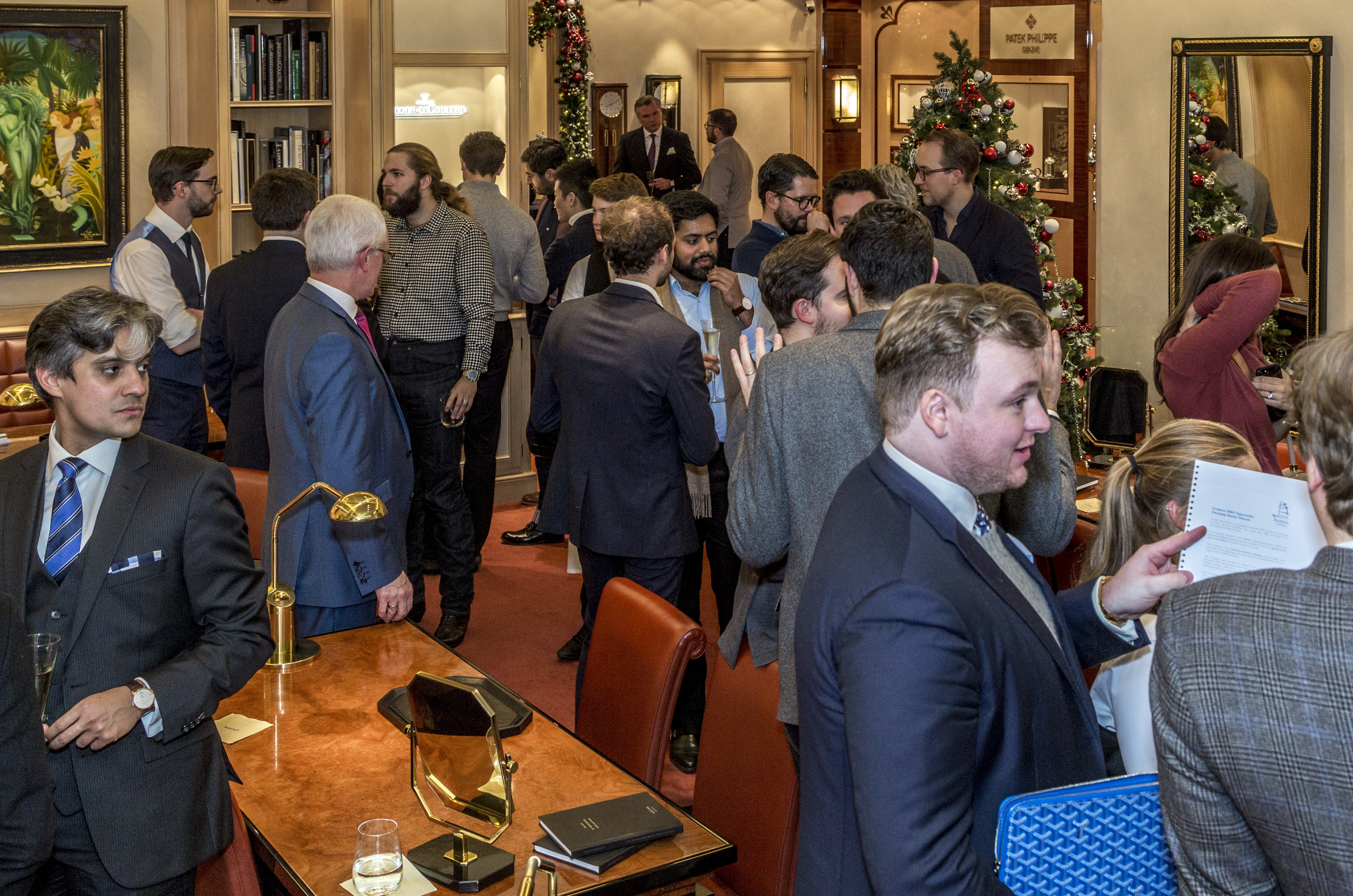 Photo Report: HODINKEE Hosts A Collector Get-Together At The Wempe Boutique In London Photo Report: HODINKEE Hosts A Collector Get-Together At The Wempe Boutique In London  84A8538