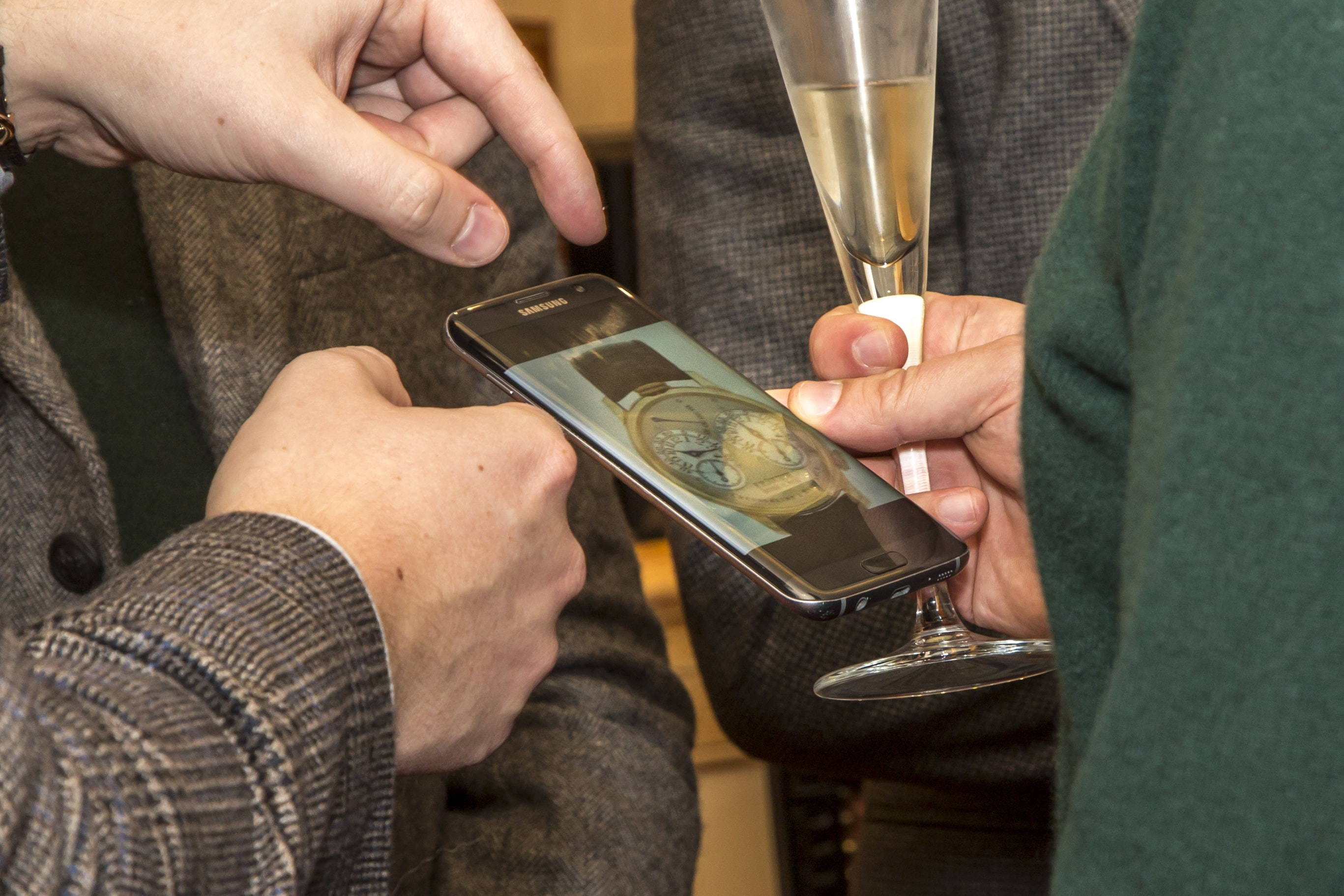 Photo Report: HODINKEE Hosts A Collector Get-Together At The Wempe Boutique In London Photo Report: HODINKEE Hosts A Collector Get-Together At The Wempe Boutique In London five
