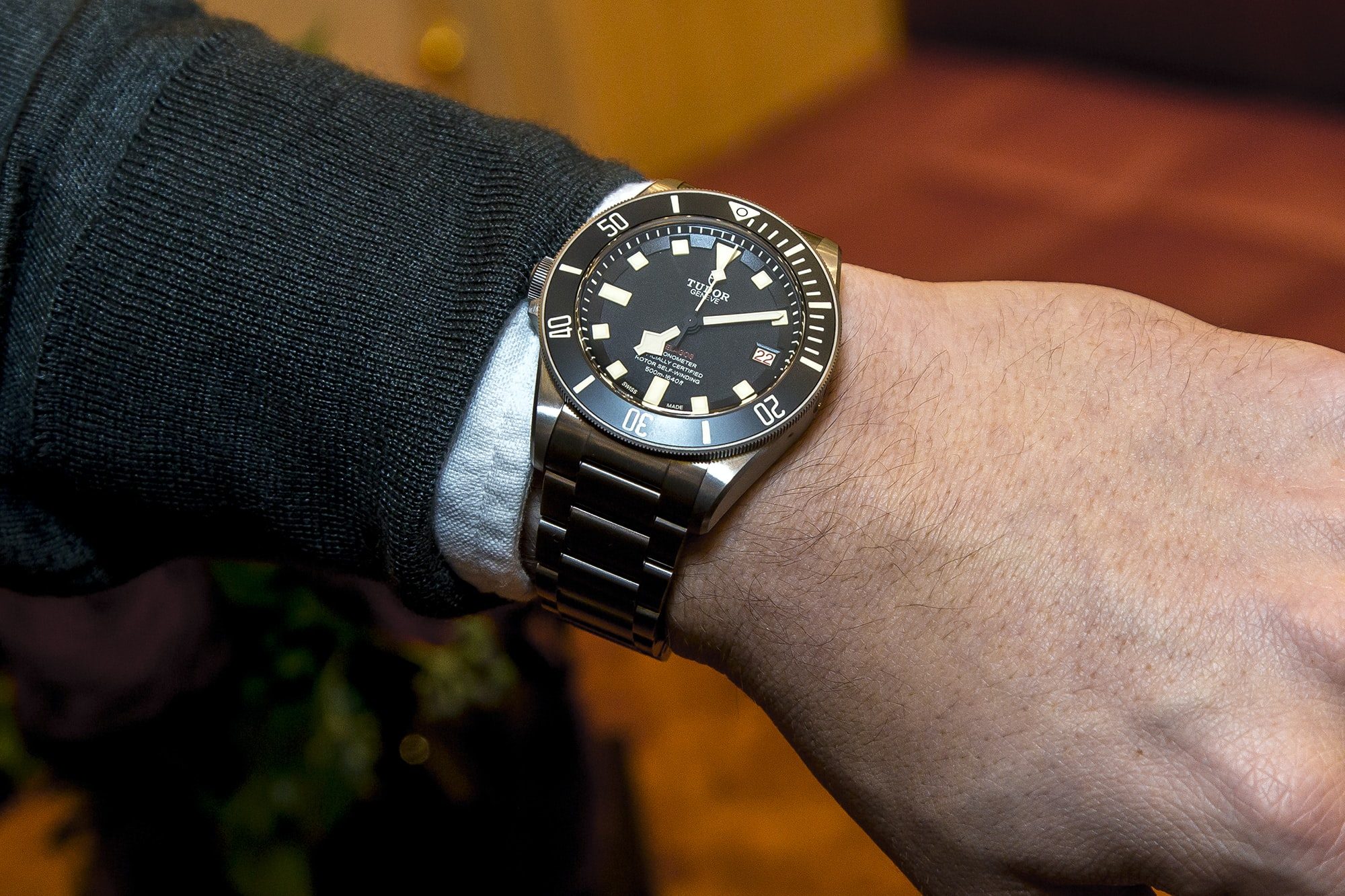 Photo Report: HODINKEE Hosts A Collector Get-Together At The Wempe Boutique In London Photo Report: HODINKEE Hosts A Collector Get-Together At The Wempe Boutique In London 3333