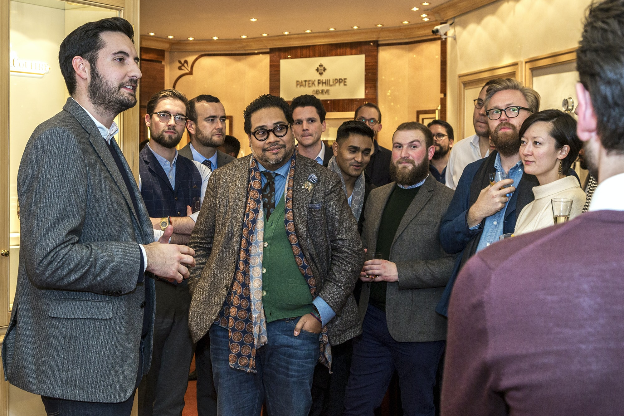 Photo Report: HODINKEE Hosts A Collector Get-Together At The Wempe Boutique In London Photo Report: HODINKEE Hosts A Collector Get-Together At The Wempe Boutique In London df