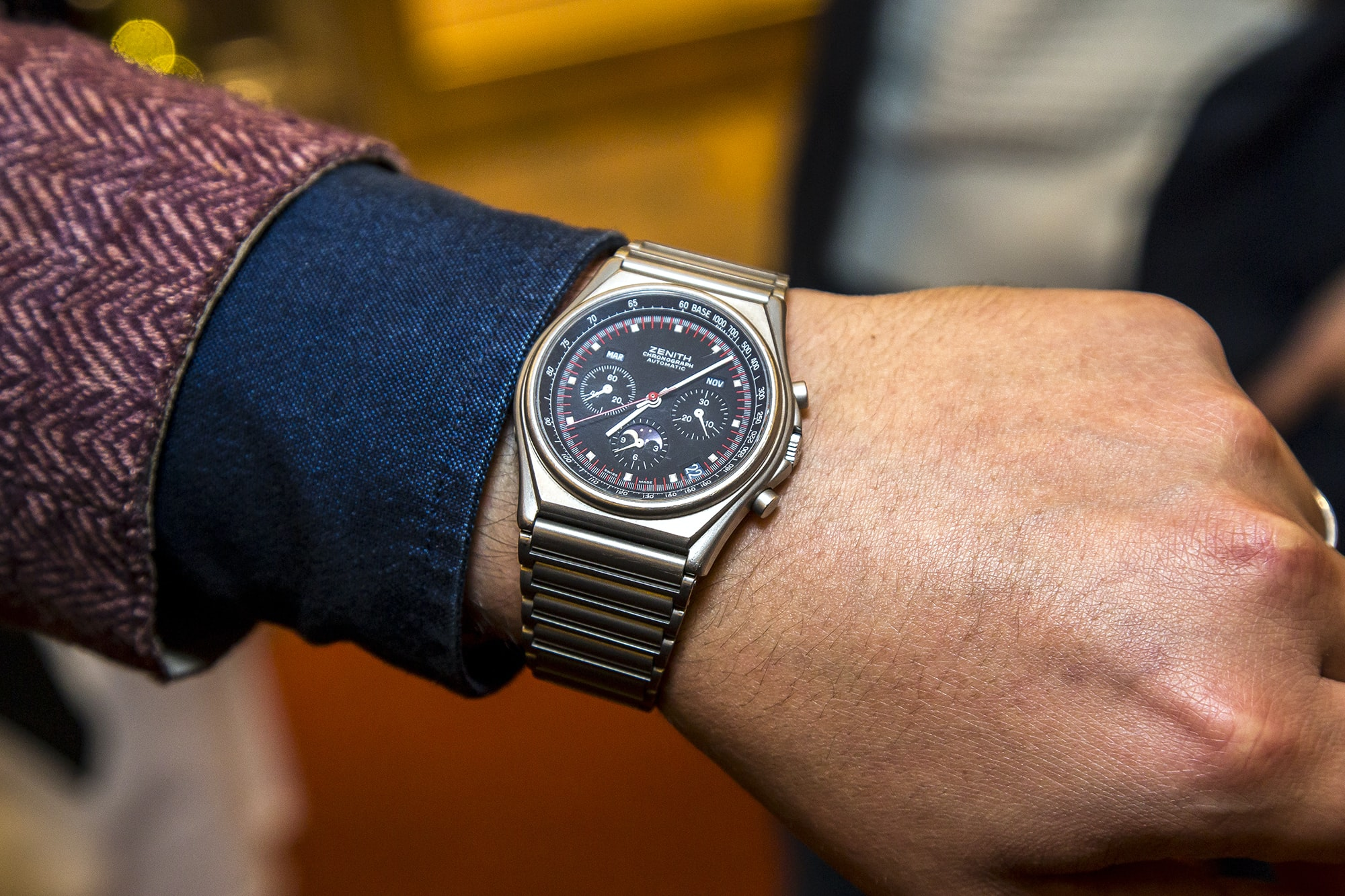 Photo Report: HODINKEE Hosts A Collector Get-Together At The Wempe Boutique In London Photo Report: HODINKEE Hosts A Collector Get-Together At The Wempe Boutique In London 65