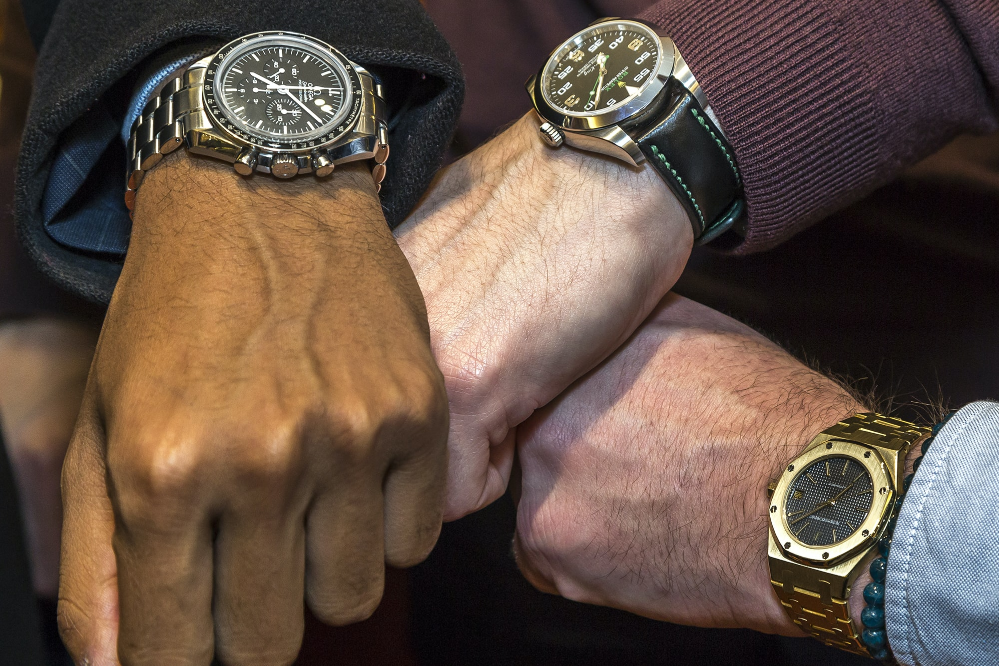 Photo Report: HODINKEE Hosts A Collector Get-Together At The Wempe Boutique In London Photo Report: HODINKEE Hosts A Collector Get-Together At The Wempe Boutique In London 1