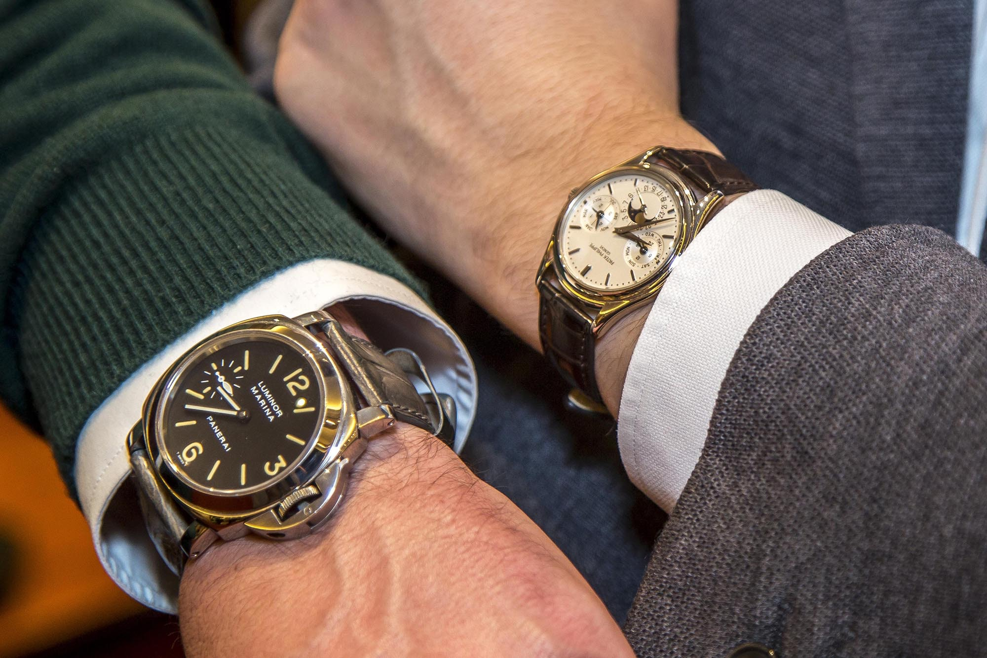 Photo Report: HODINKEE Hosts A Collector Get-Together At The Wempe Boutique In London Photo Report: HODINKEE Hosts A Collector Get-Together At The Wempe Boutique In London 2
