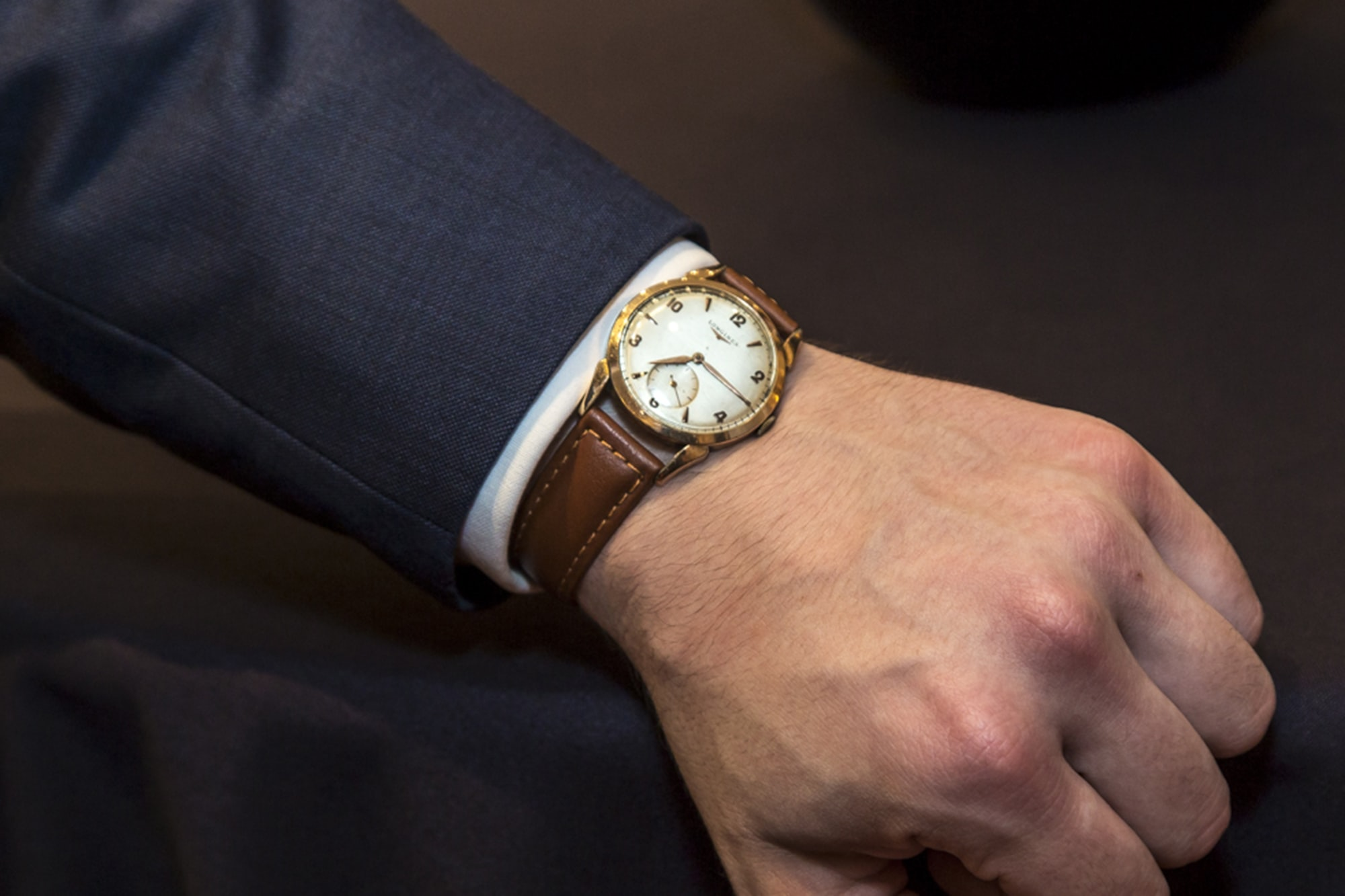 Photo Report: HODINKEE Hosts A Collector Get-Together At The Wempe Boutique In London Photo Report: HODINKEE Hosts A Collector Get-Together At The Wempe Boutique In London 6