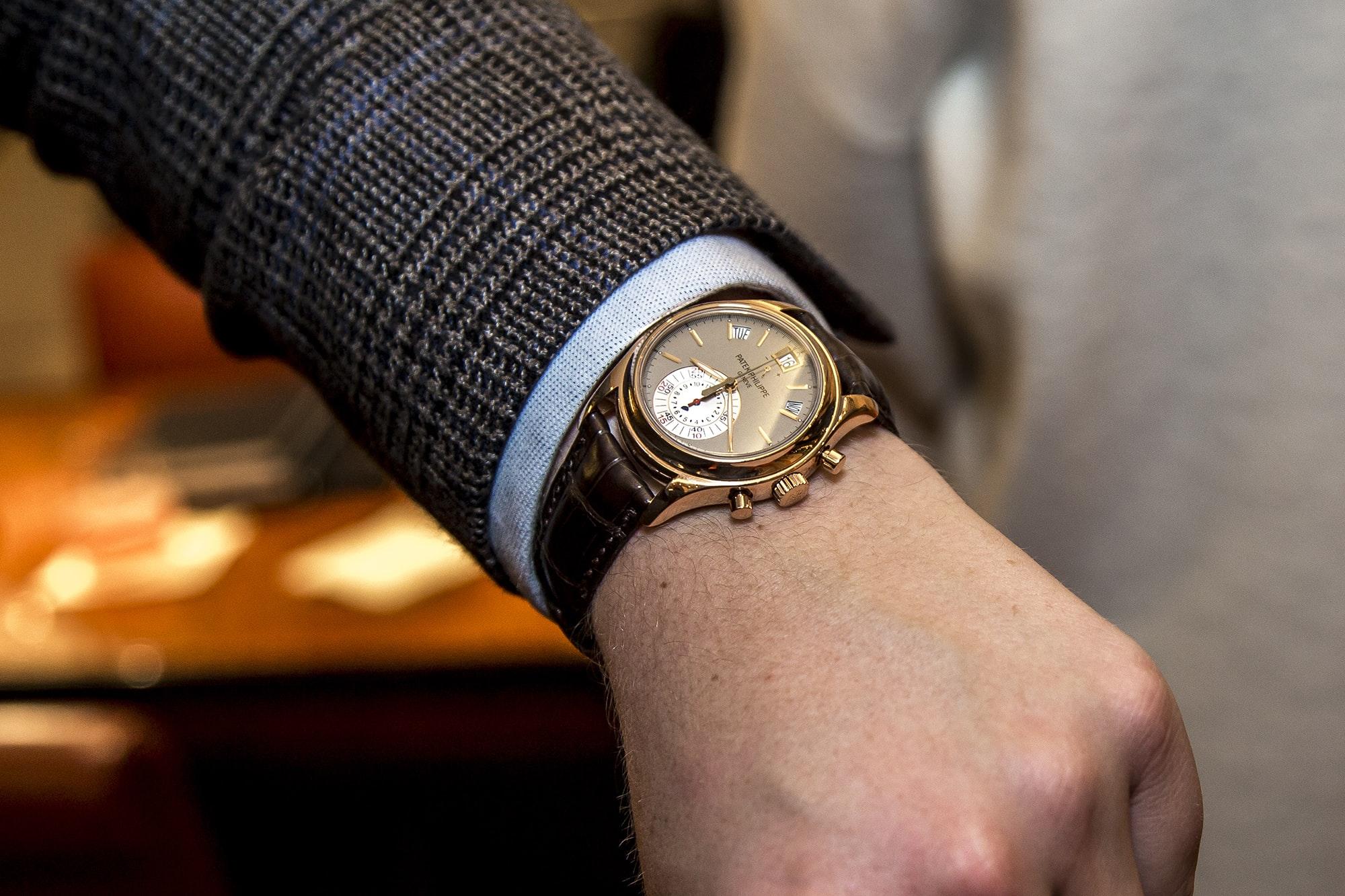 Photo Report: HODINKEE Hosts A Collector Get-Together At The Wempe Boutique In London Photo Report: HODINKEE Hosts A Collector Get-Together At The Wempe Boutique In London 9