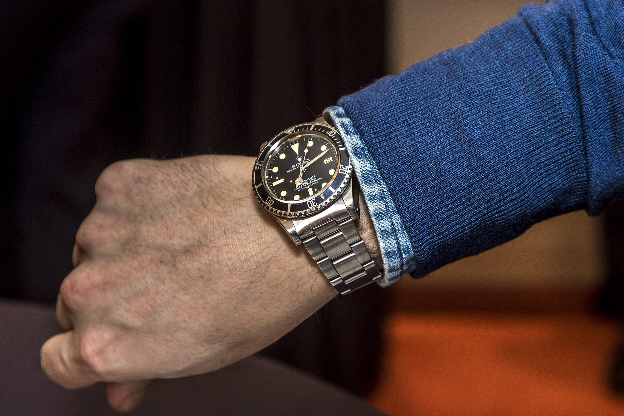 Photo Report: HODINKEE Hosts A Collector Get-Together At The Wempe Boutique In London Photo Report: HODINKEE Hosts A Collector Get-Together At The Wempe Boutique In London yu