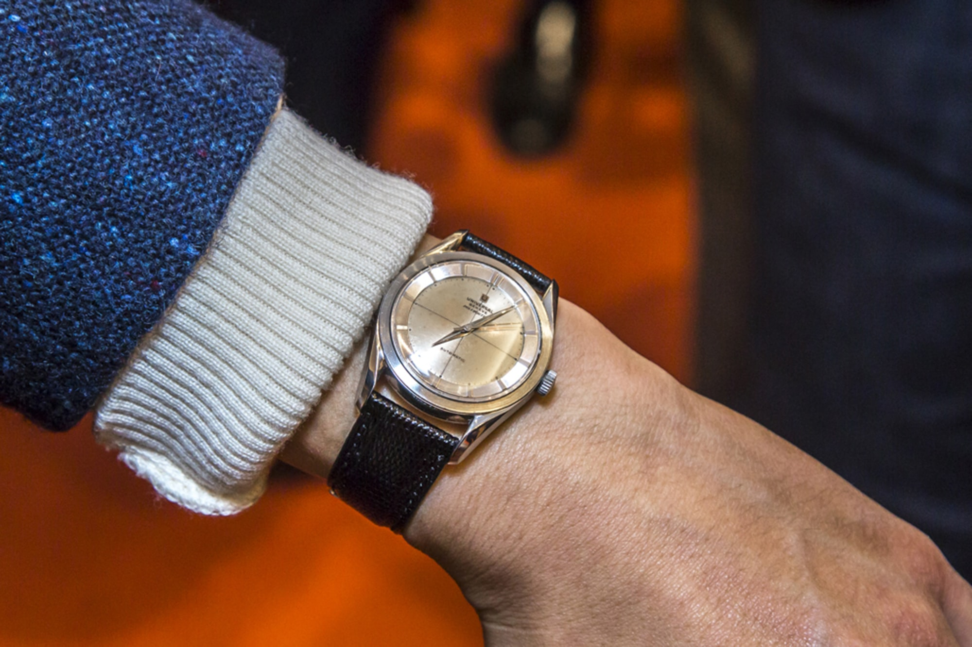Photo Report: HODINKEE Hosts A Collector Get-Together At The Wempe Boutique In London Photo Report: HODINKEE Hosts A Collector Get-Together At The Wempe Boutique In London fffff5