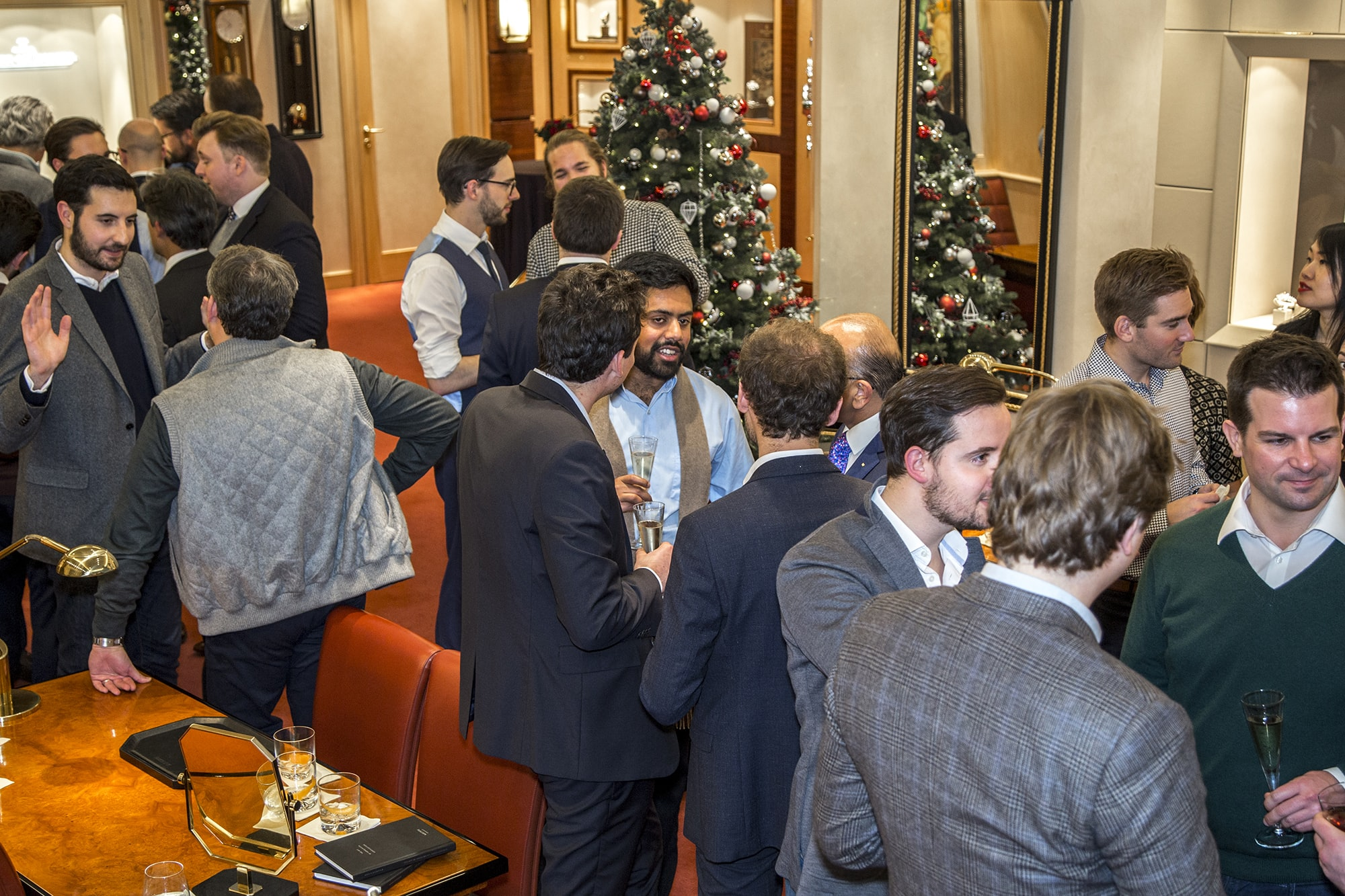 Photo Report: HODINKEE Hosts A Collector Get-Together At The Wempe Boutique In London Photo Report: HODINKEE Hosts A Collector Get-Together At The Wempe Boutique In London 55555