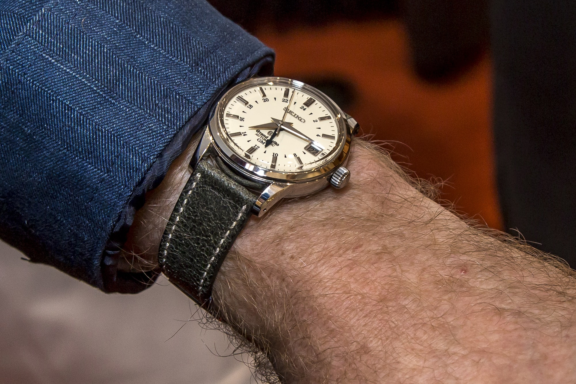 Photo Report: HODINKEE Hosts A Collector Get-Together At The Wempe Boutique In London Photo Report: HODINKEE Hosts A Collector Get-Together At The Wempe Boutique In London seiko