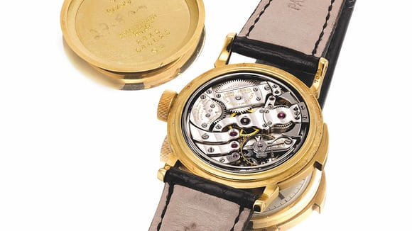 Found: A Pair Of Strikingly Similar Patek Philippe Minute Repeaters That Share More Than Just (Good) Looks Found: A Pair Of Strikingly Similar Patek Philippe Minute Repeaters That Share More Than Just (Good) Looks 1135 2