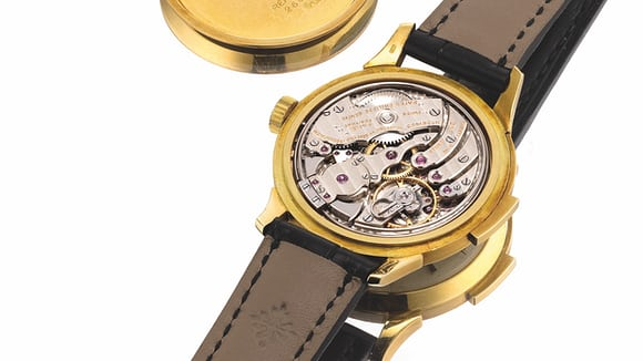 Found: A Pair Of Strikingly Similar Patek Philippe Minute Repeaters That Share More Than Just (Good) Looks Found: A Pair Of Strikingly Similar Patek Philippe Minute Repeaters That Share More Than Just (Good) Looks 1134 3