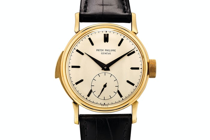 unique patek philippe reference 2419 phillips hong kong